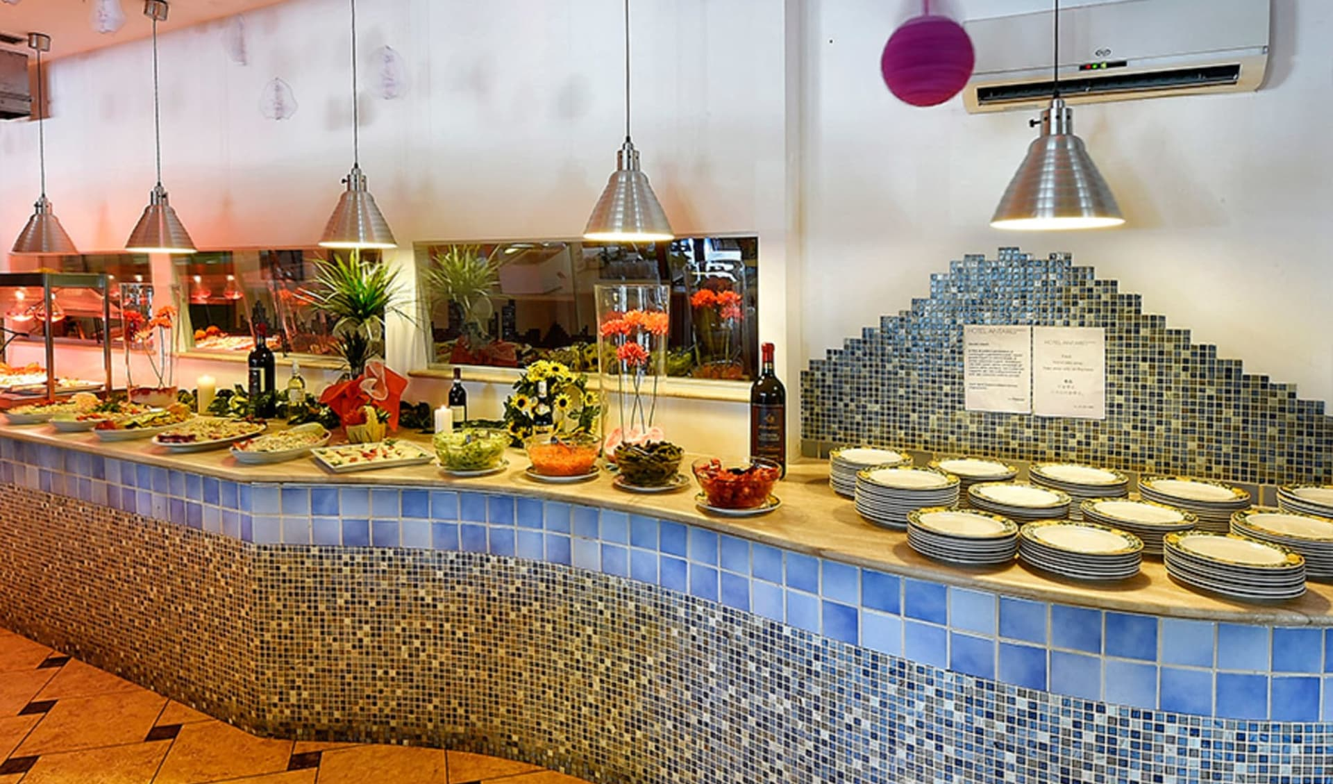 Gardasee - Hotel Antares: Antares Buffet