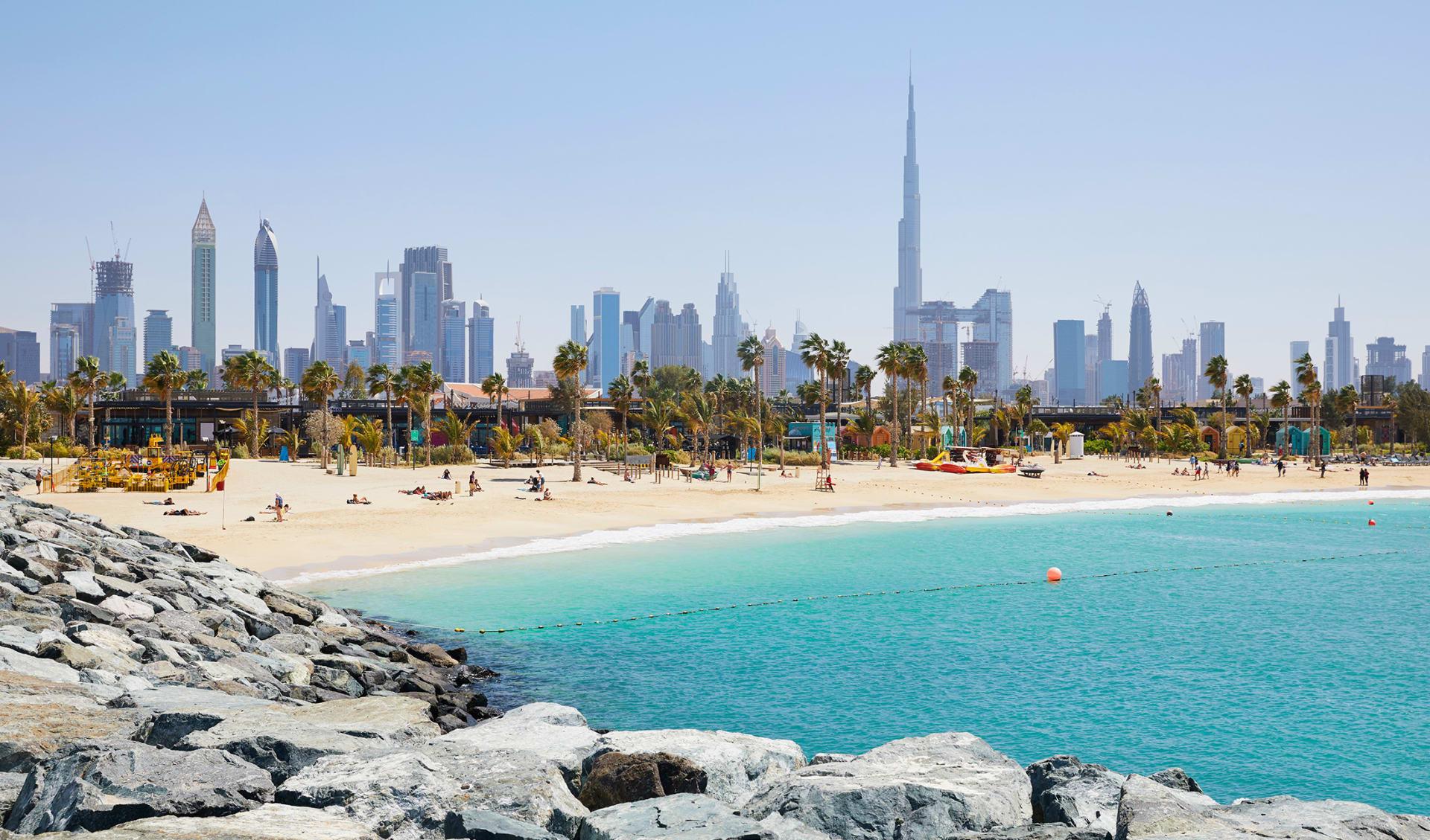 La Mer Strand, Dubai