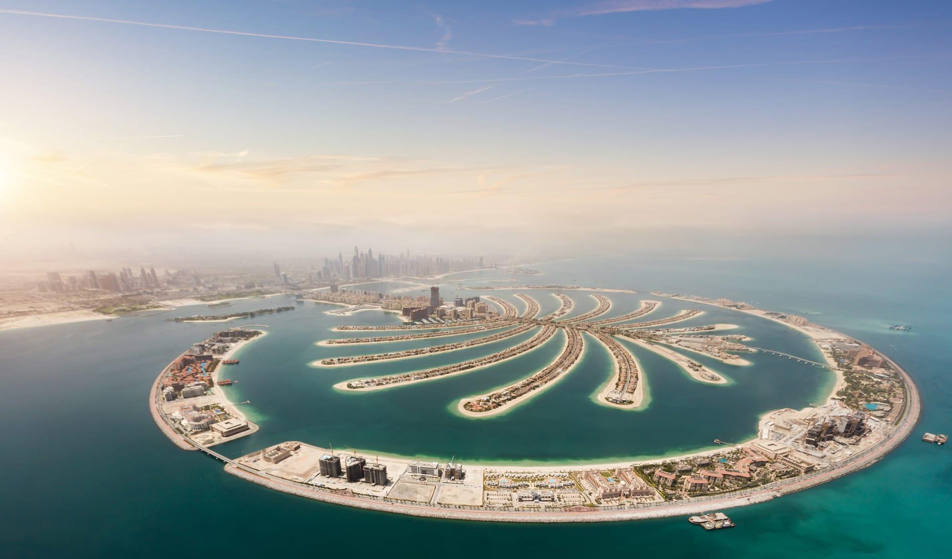 Palm, Dubai