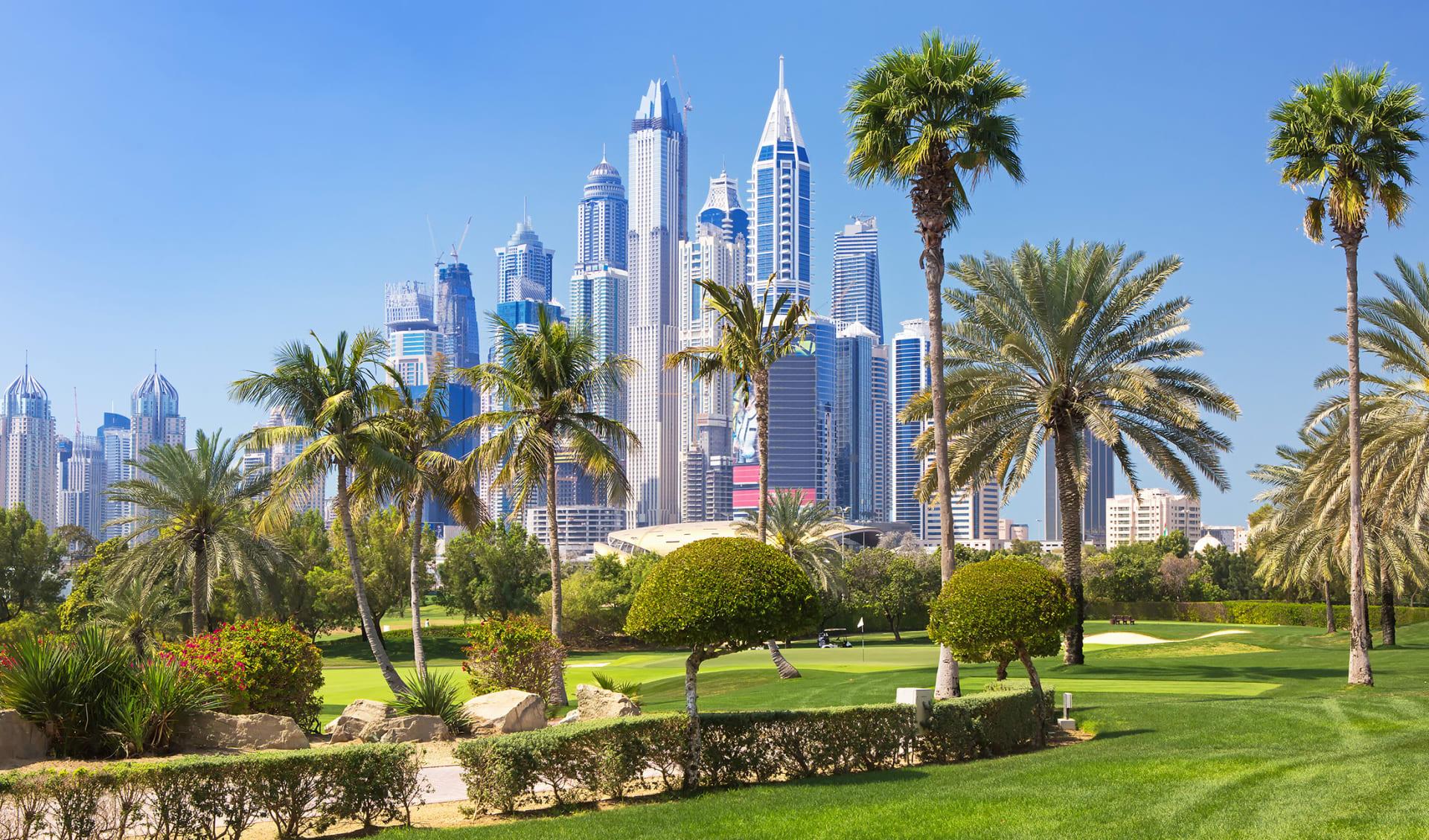 Marina Park, Dubai
