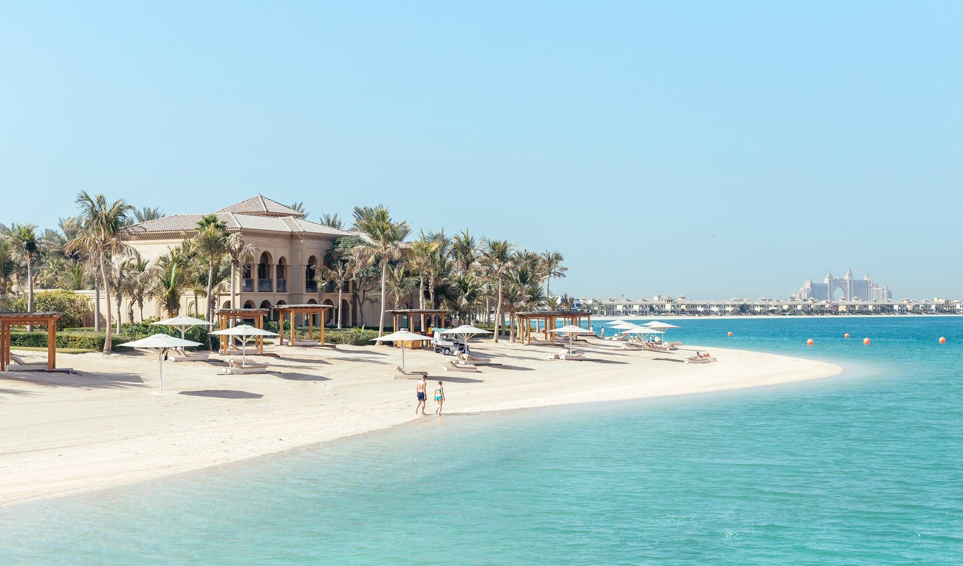 Strand, Dubai