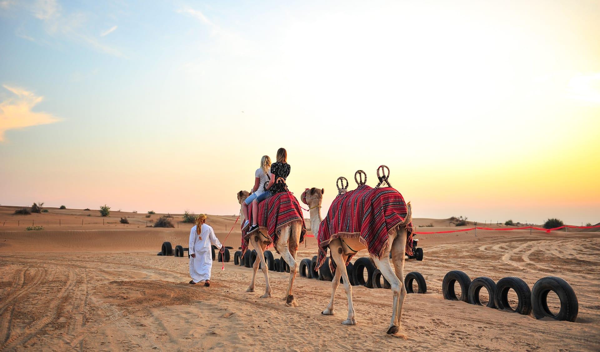 Sahara, Dubai