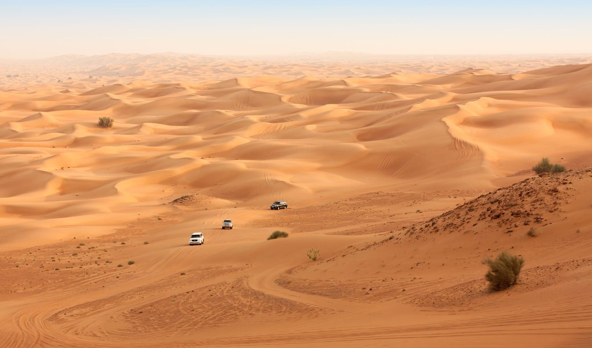 Wüstensafari, Dubai