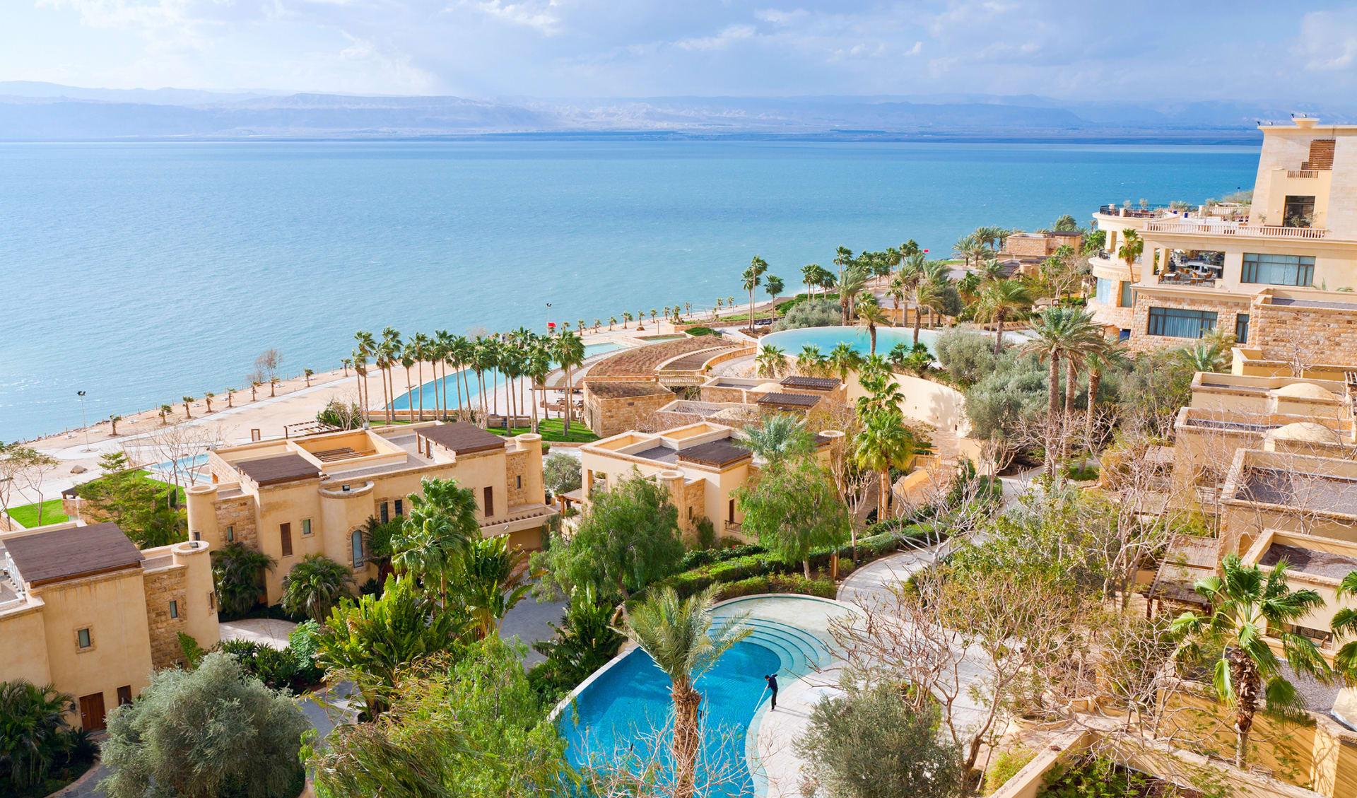 Toten Küste Resort, Jordanien
