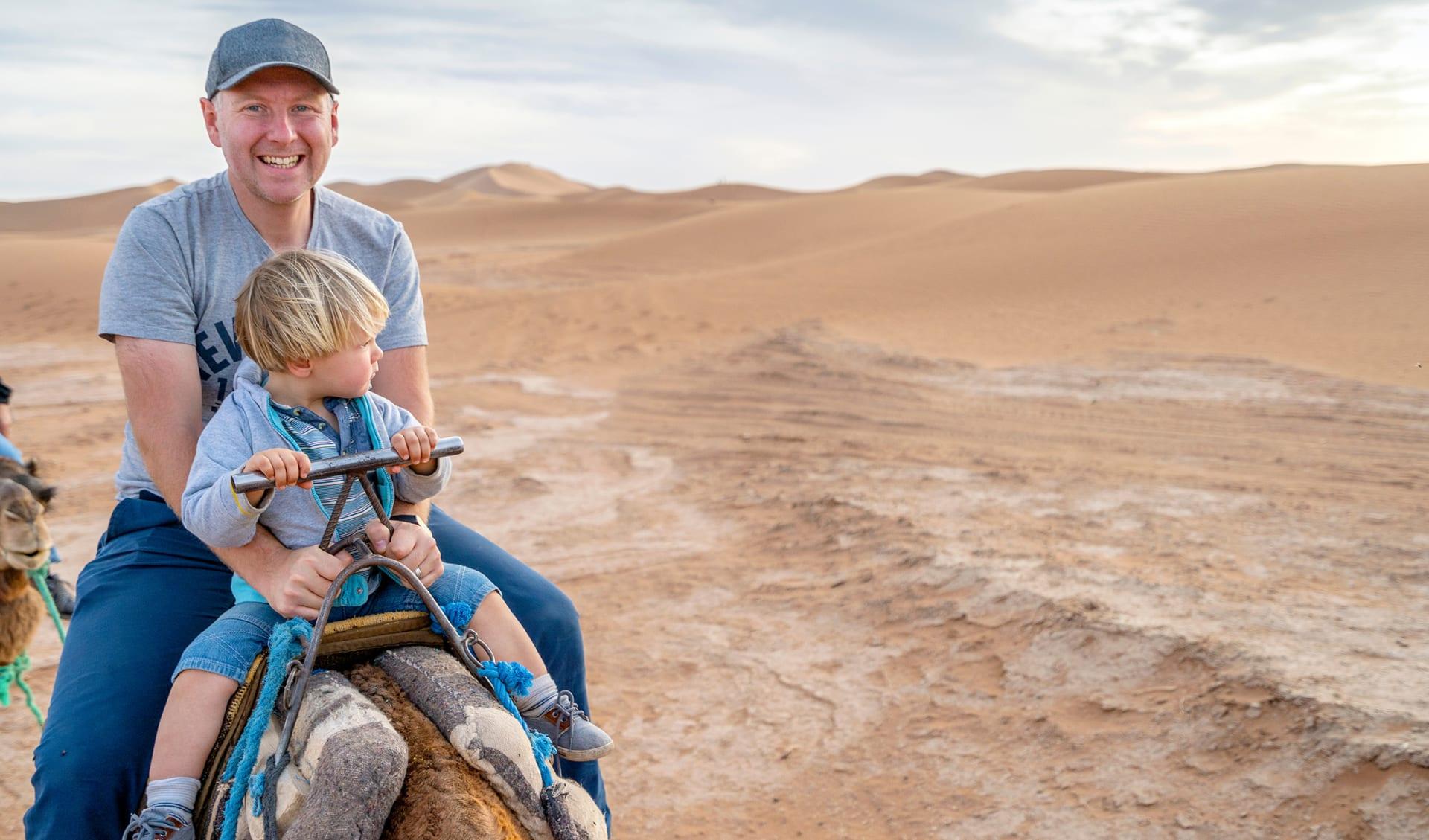 Familienurlaub, Oman