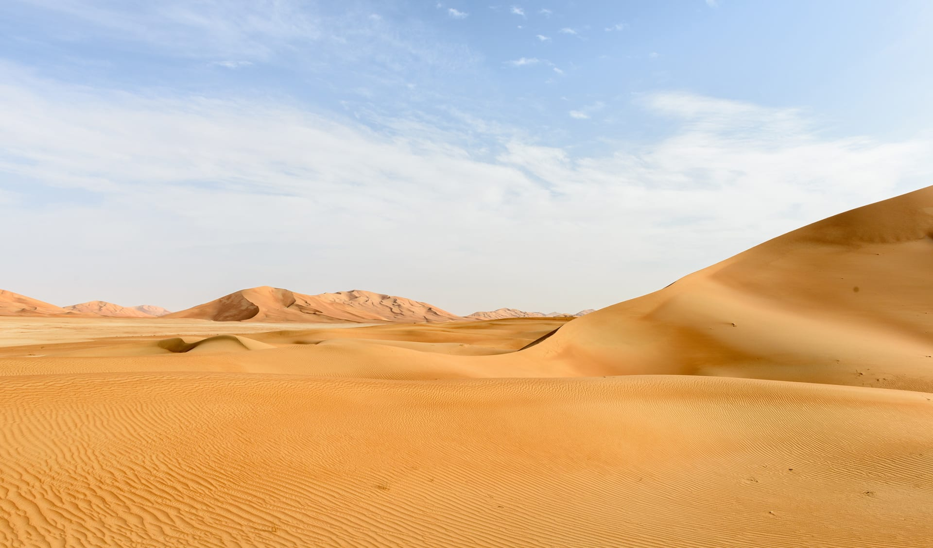Wüstenerlebisse, Oman