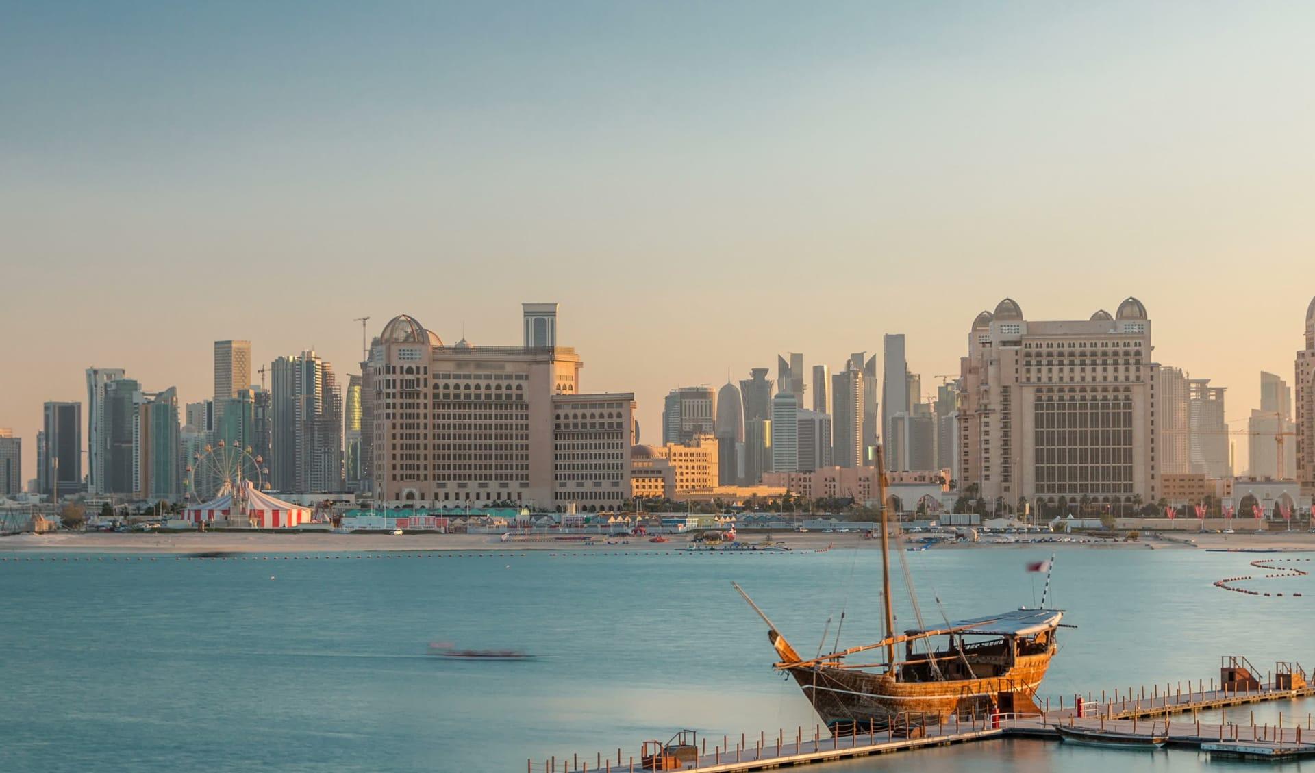 Strand, Qatar