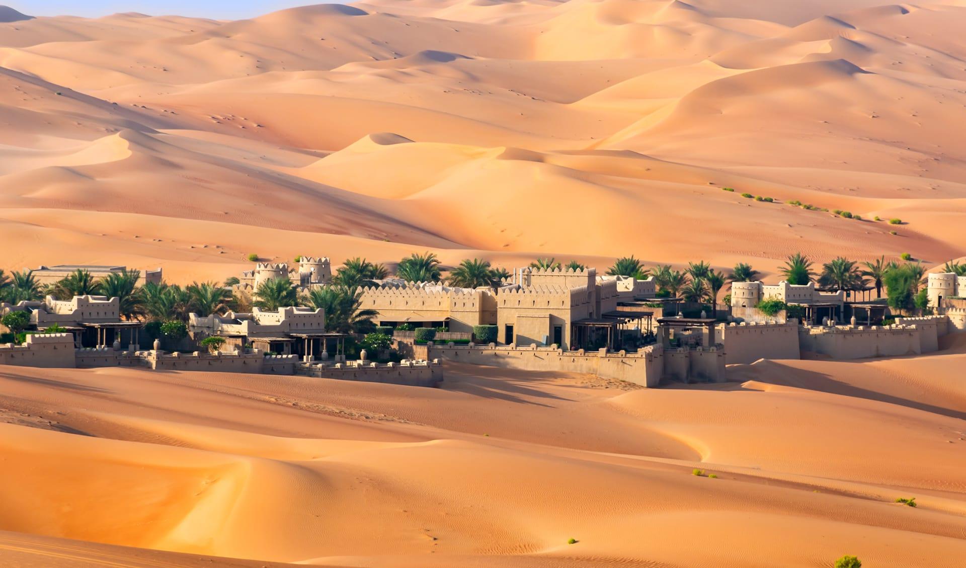 Wüsterresort, Vereinigte Arabische Emirate