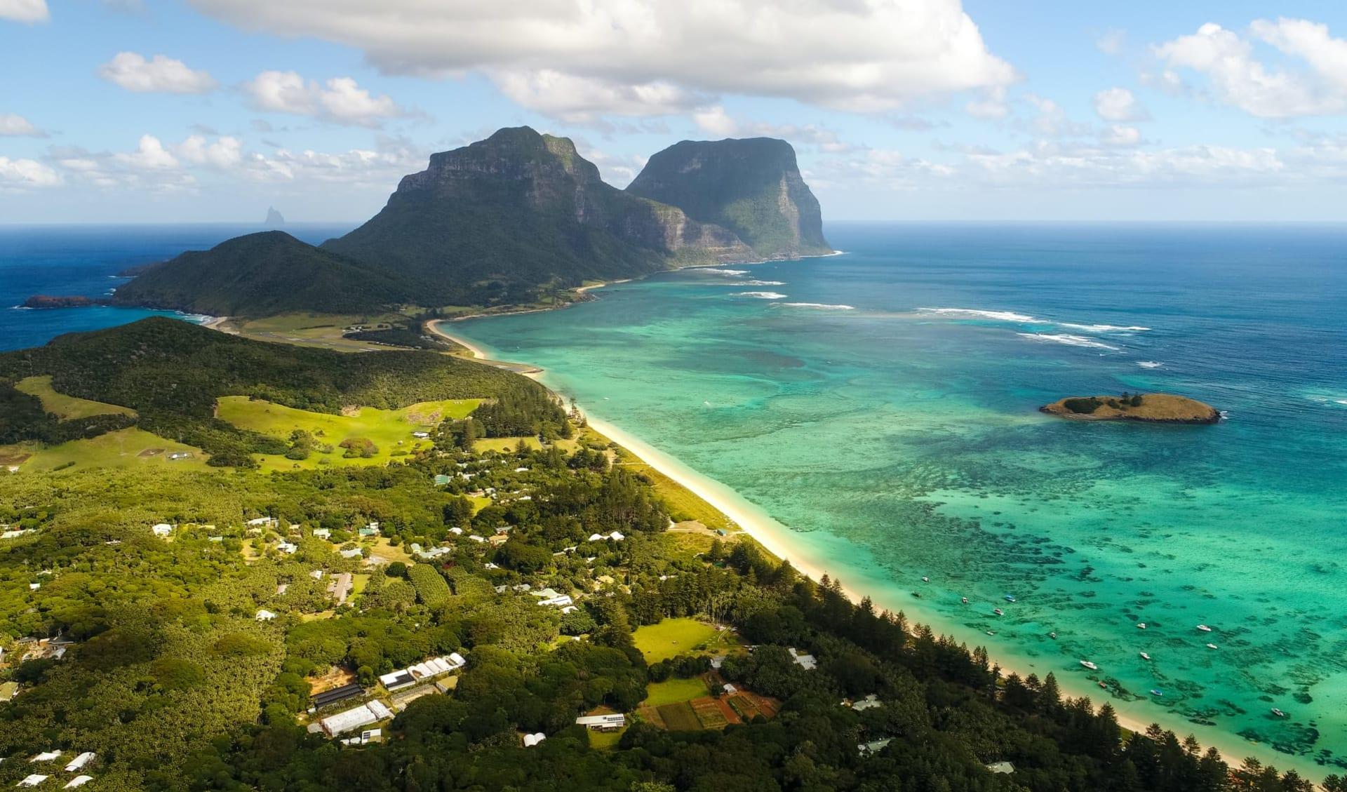 Arajilla Retreat in Lord Howe Island: Arajilla Resort 1052685812
