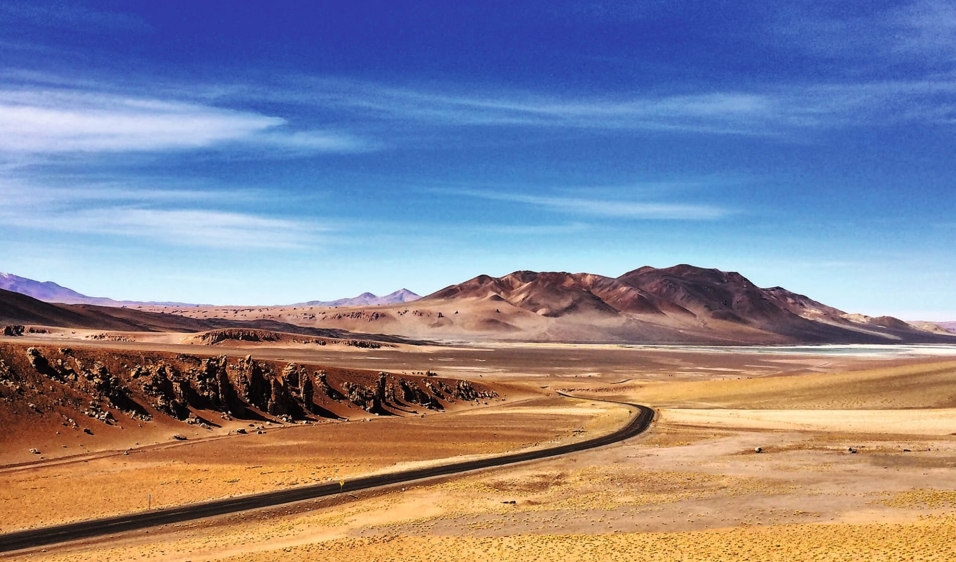 Gruppenreise El Norte Unico ab Salta: Argentinien - Salta - Wüste