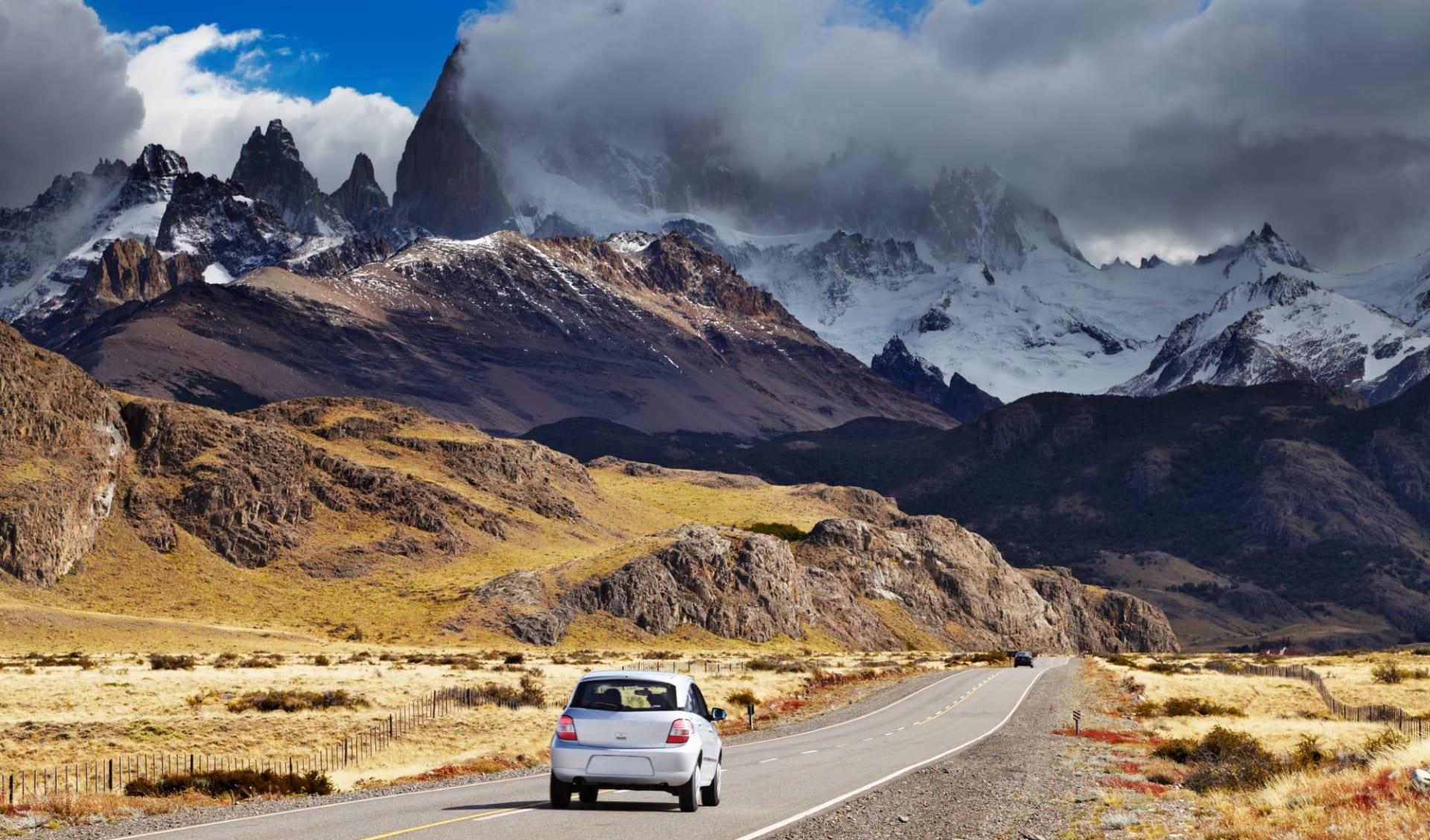 Rio Gallegos – El Calafate: Argentinien_Torres