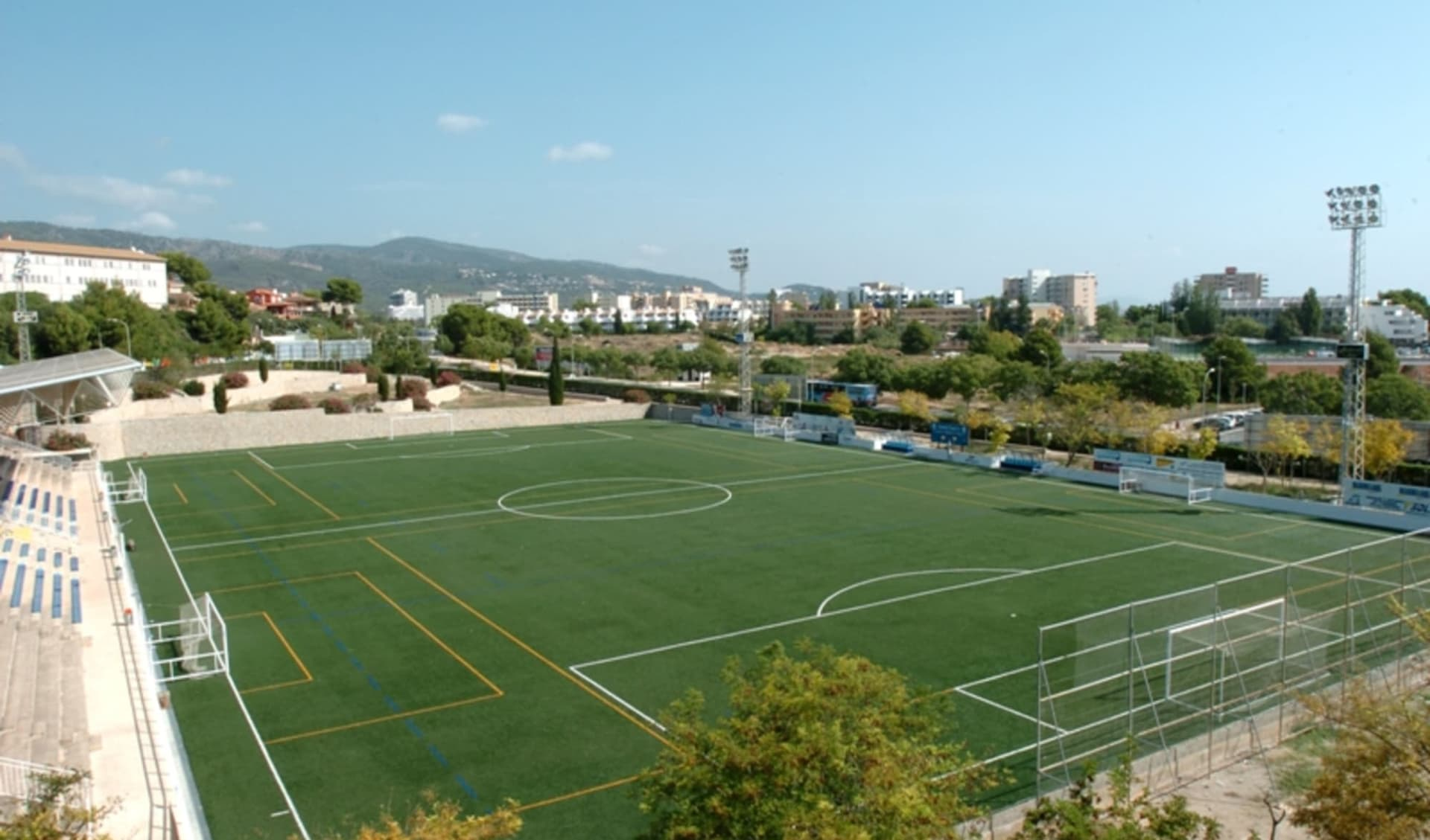 Mallorca - Hotel Zafiro Palmanova: ARTIFICIAL FOOTBALL PITCH 01
