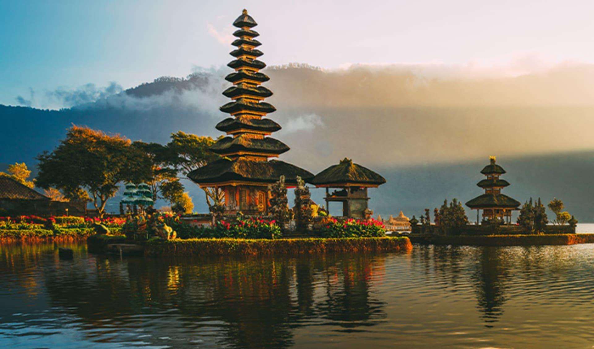 Bratan See, Bali