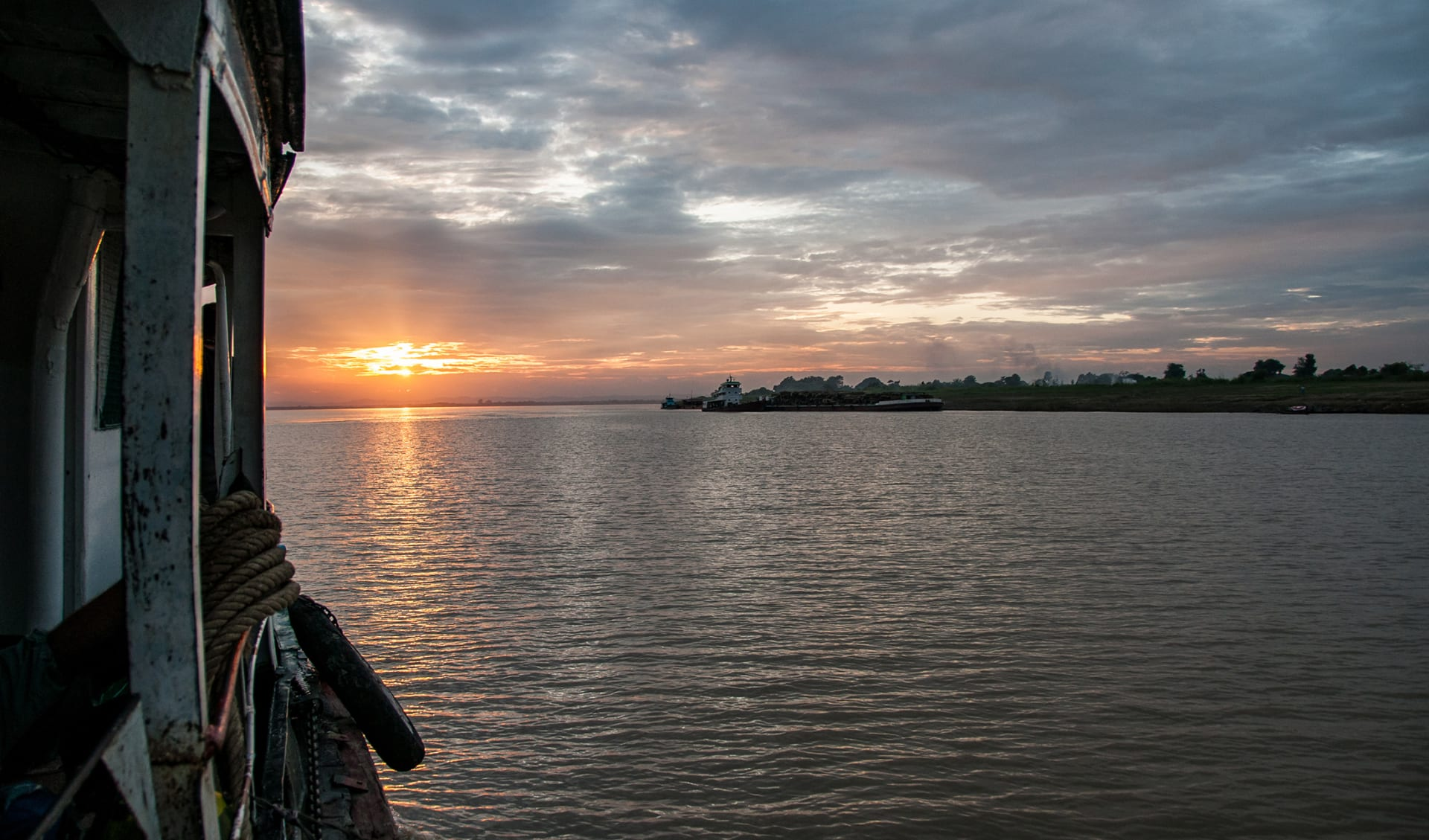 Irrawaddy, Burma