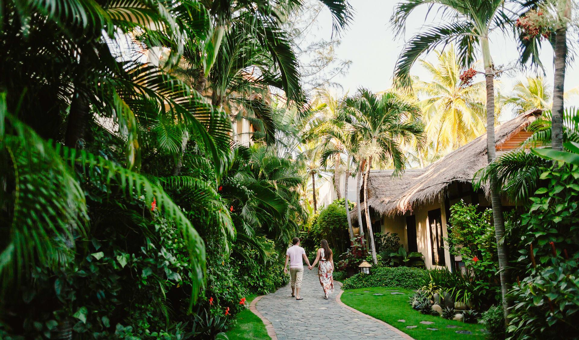 Resort, Vietnam