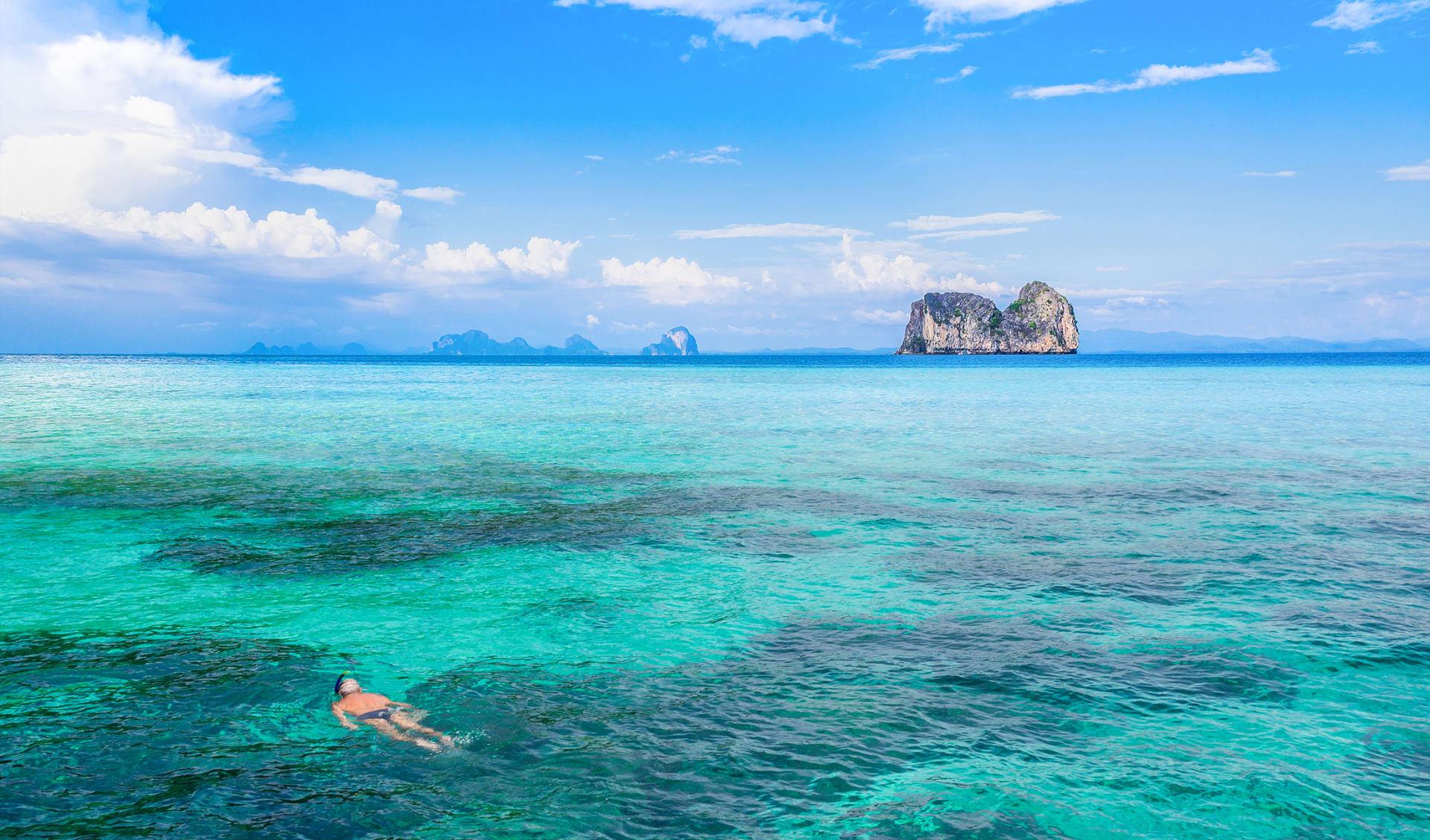 Koh Hai, Thailand