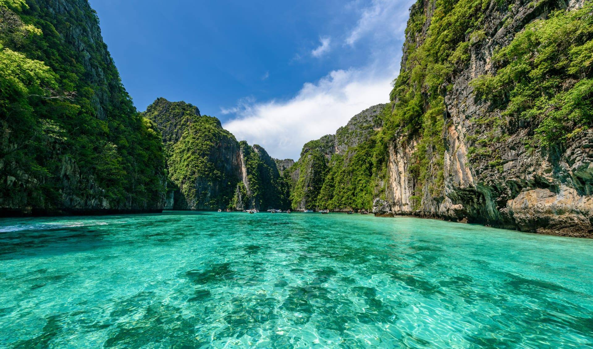 Schnorcheln, Thailand