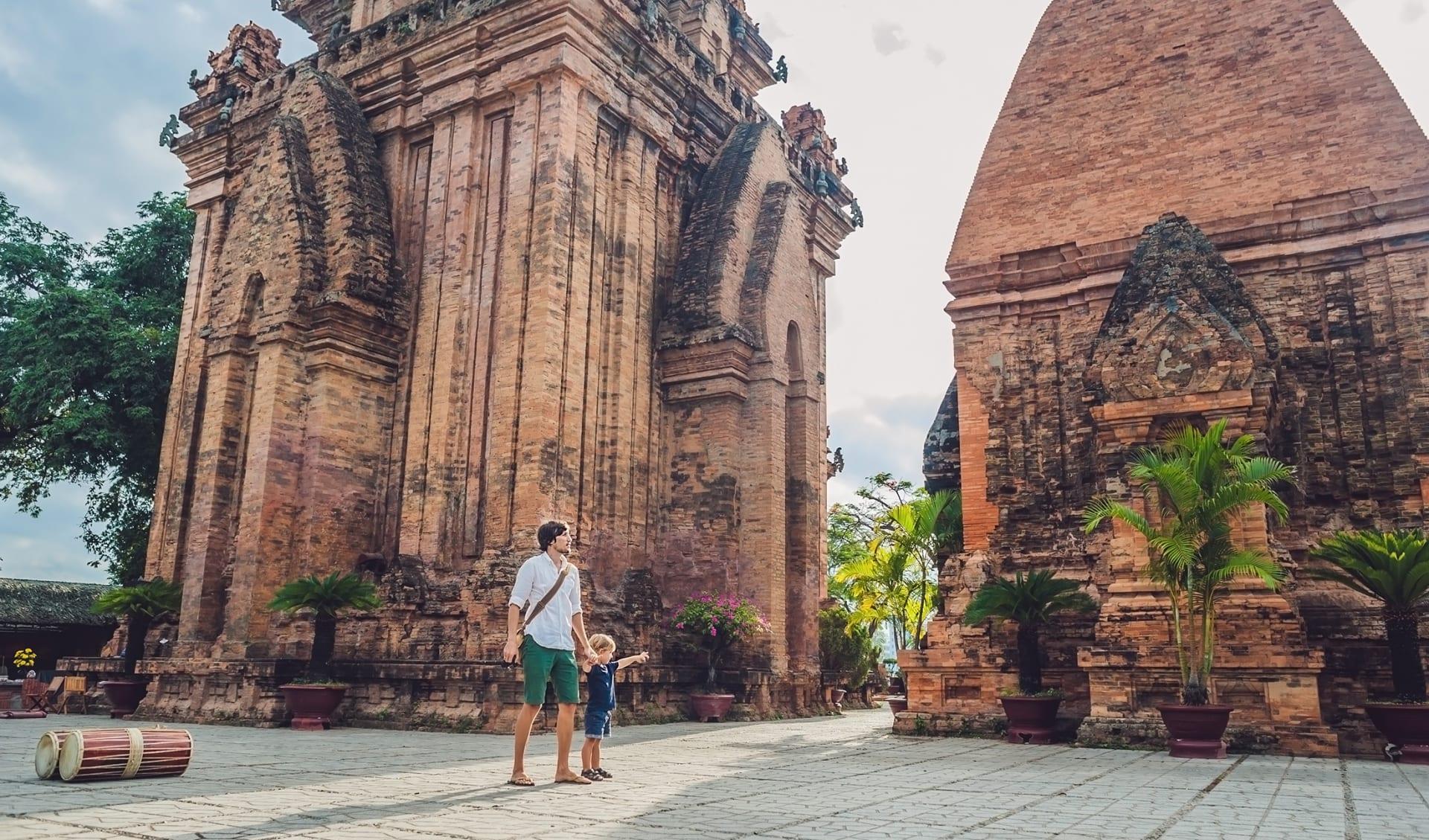 Po Nagar Cham Tovers, Vietnam