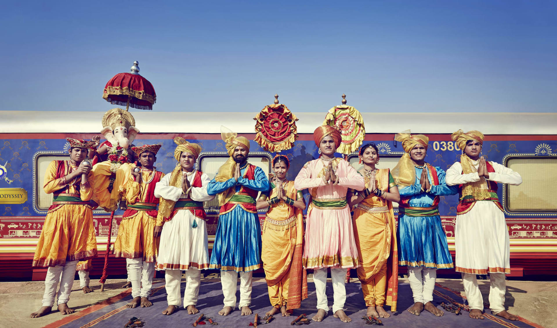 «The Deccan Odyssey» - Die Juwelen des Dekkans ab Mumbai: AURANGABAD WELCOME