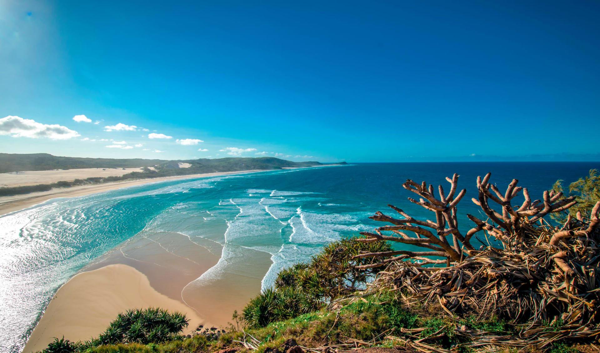 Queensland at its Best ab Brisbane: Fraser Island