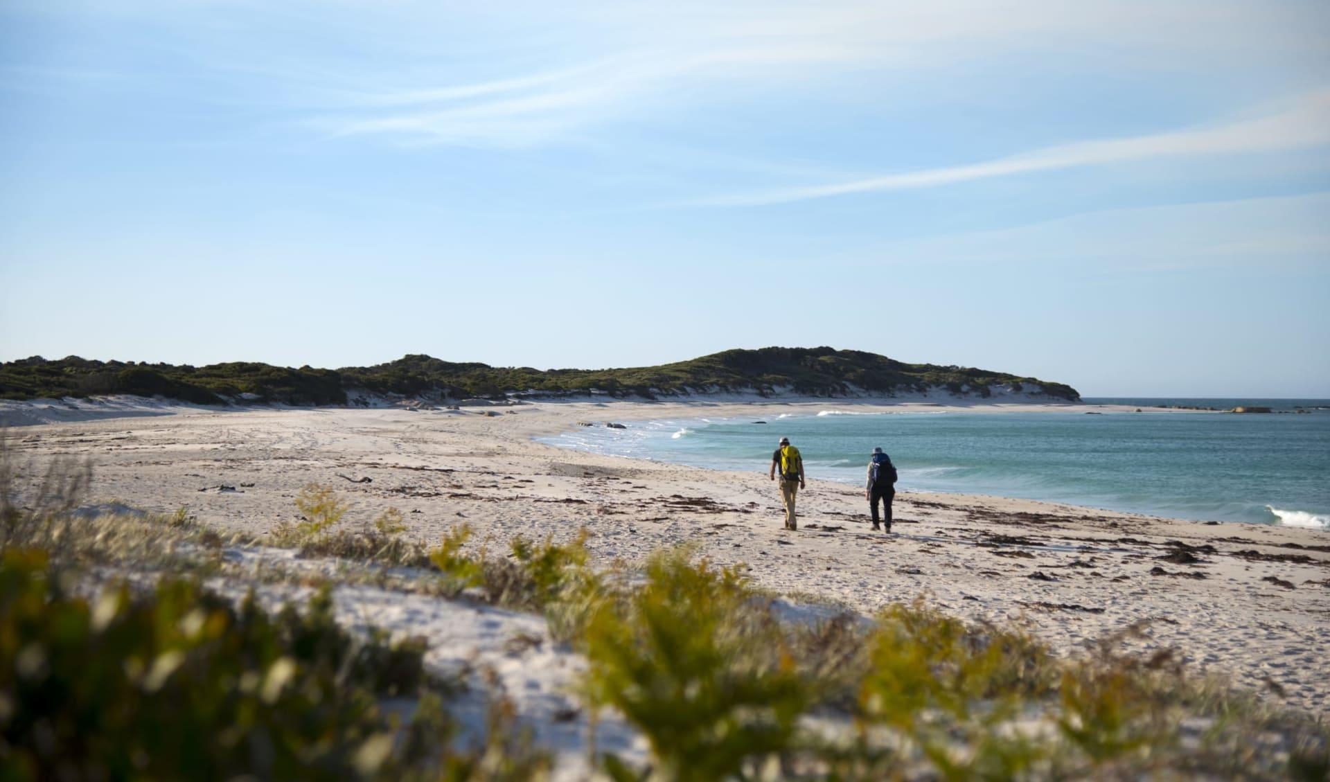 Wukalina Walk ab Launceston: Australia Tasmanien Wukalina Walk Strand