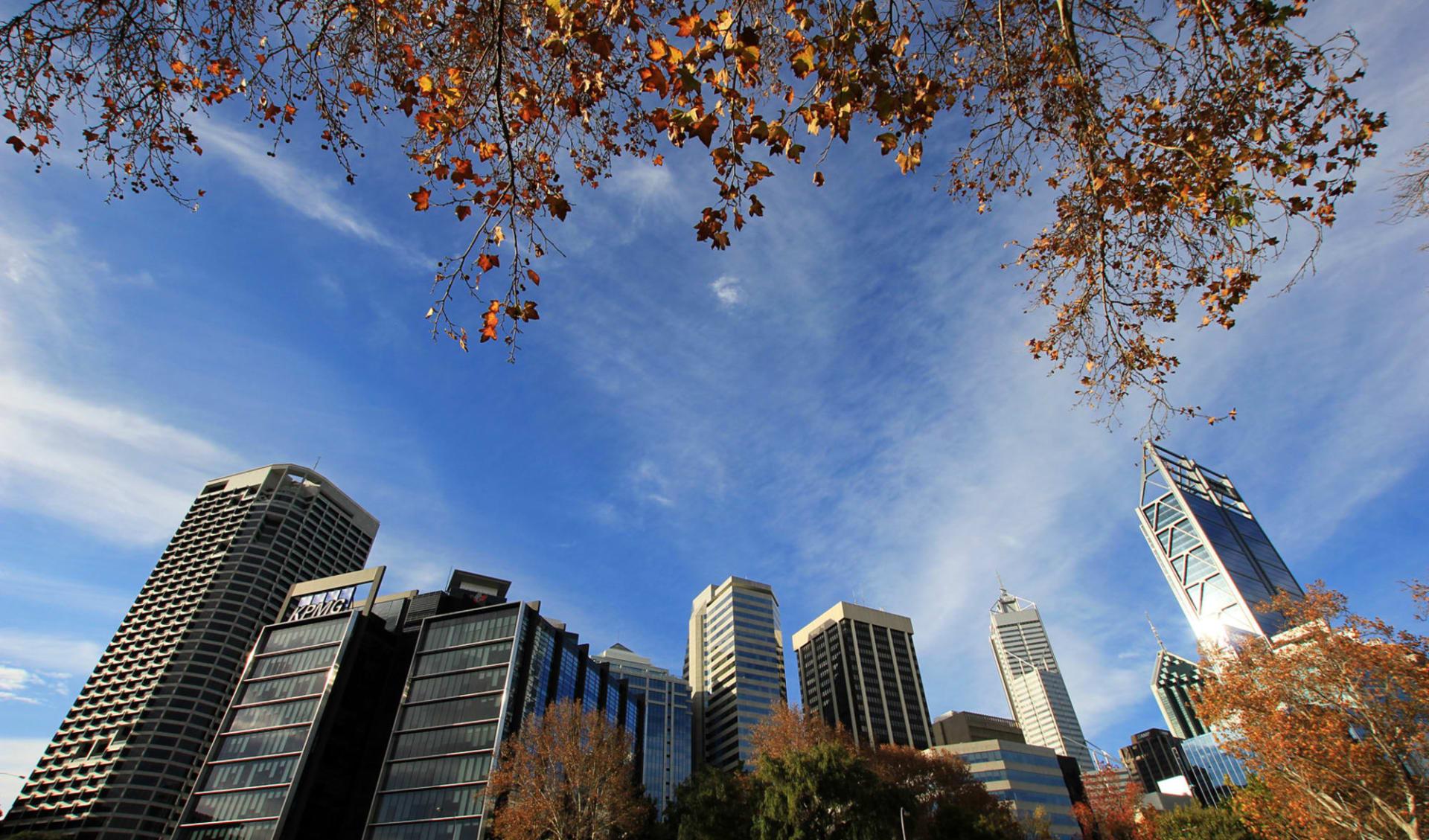 Erlebnis Westküste ab Perth: Australia - Western Australia - Perth - Skyline Tag