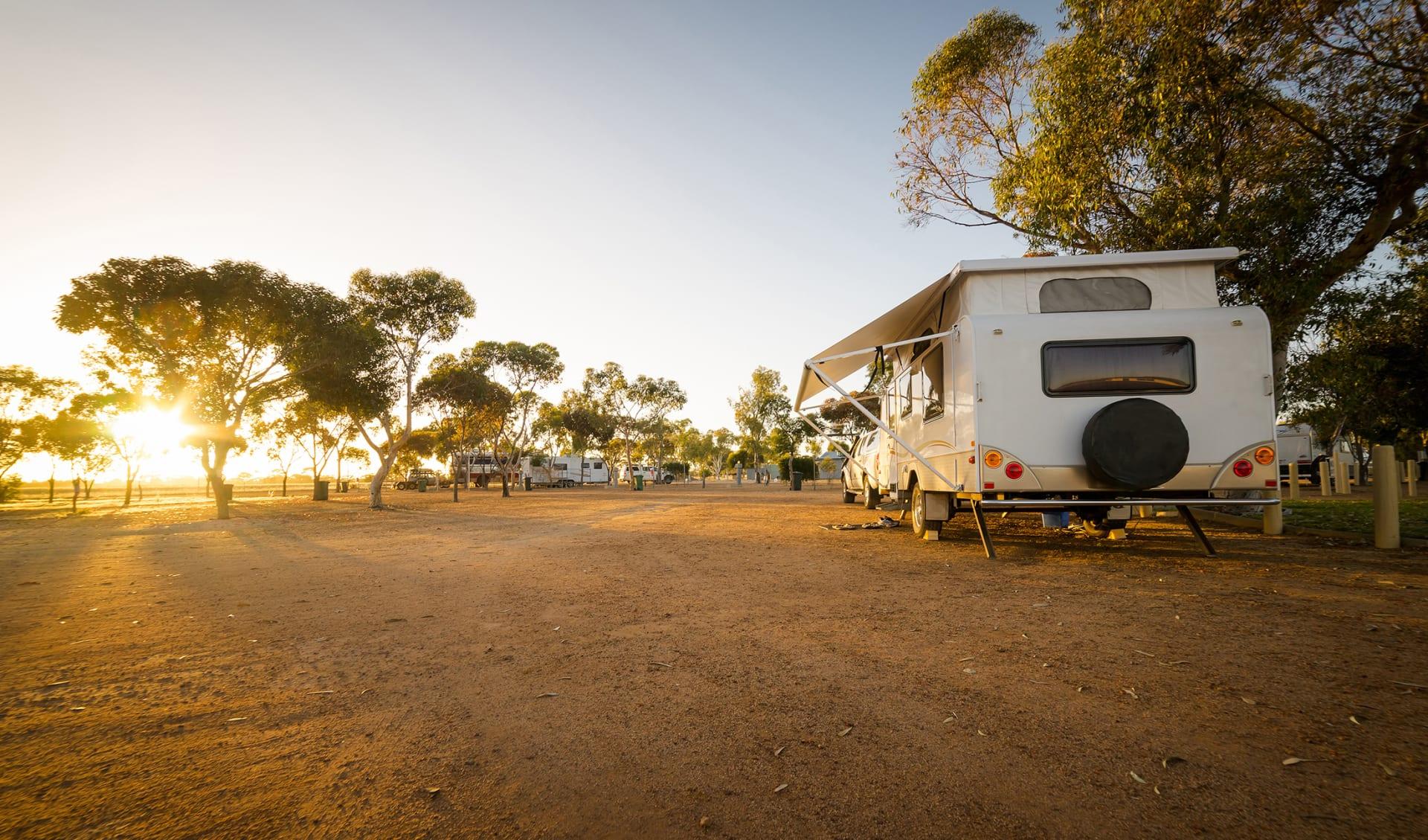 Hyden, Westaustralien.