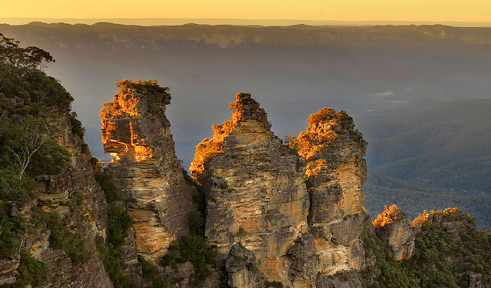 Blue Mountains Nationalpark, Australia
