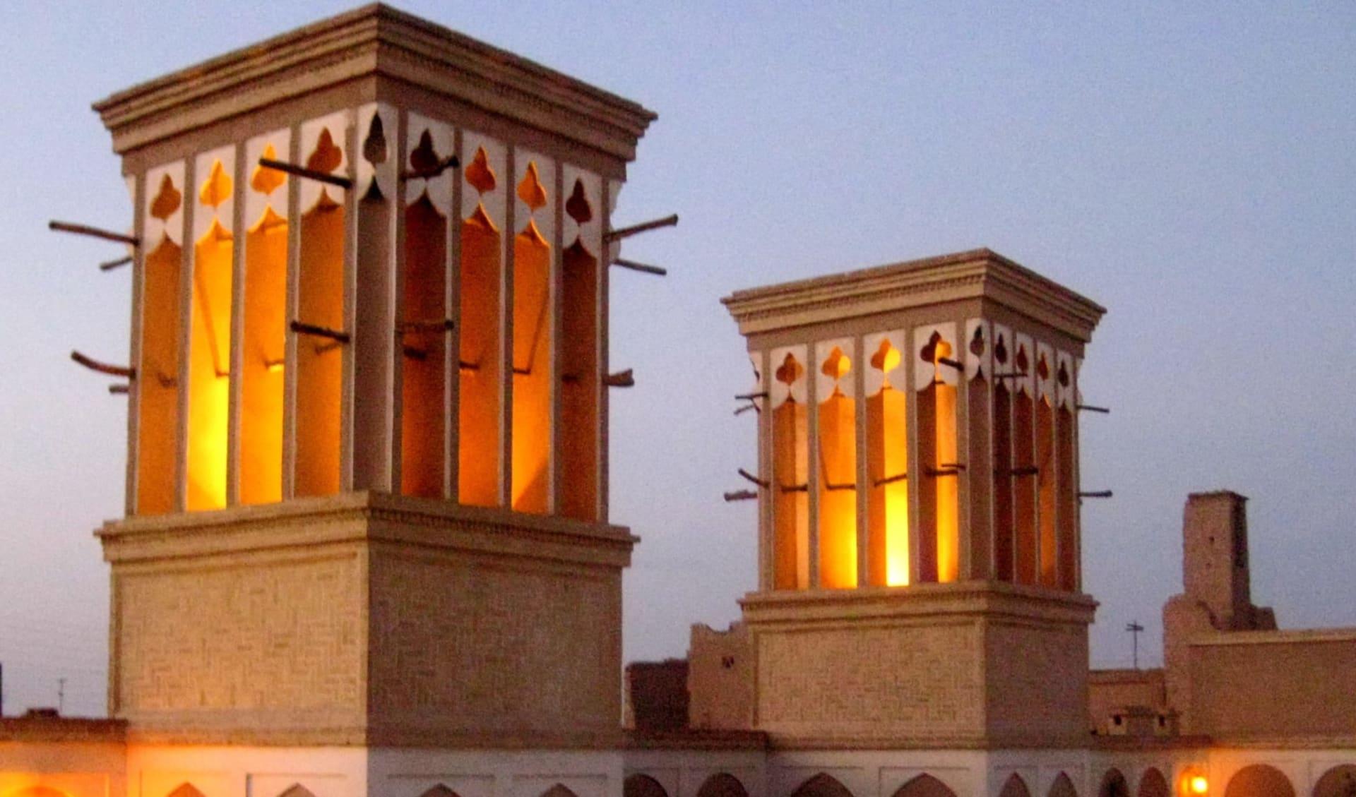 Perle des Orients ab Teheran: Badguirs of Yazd