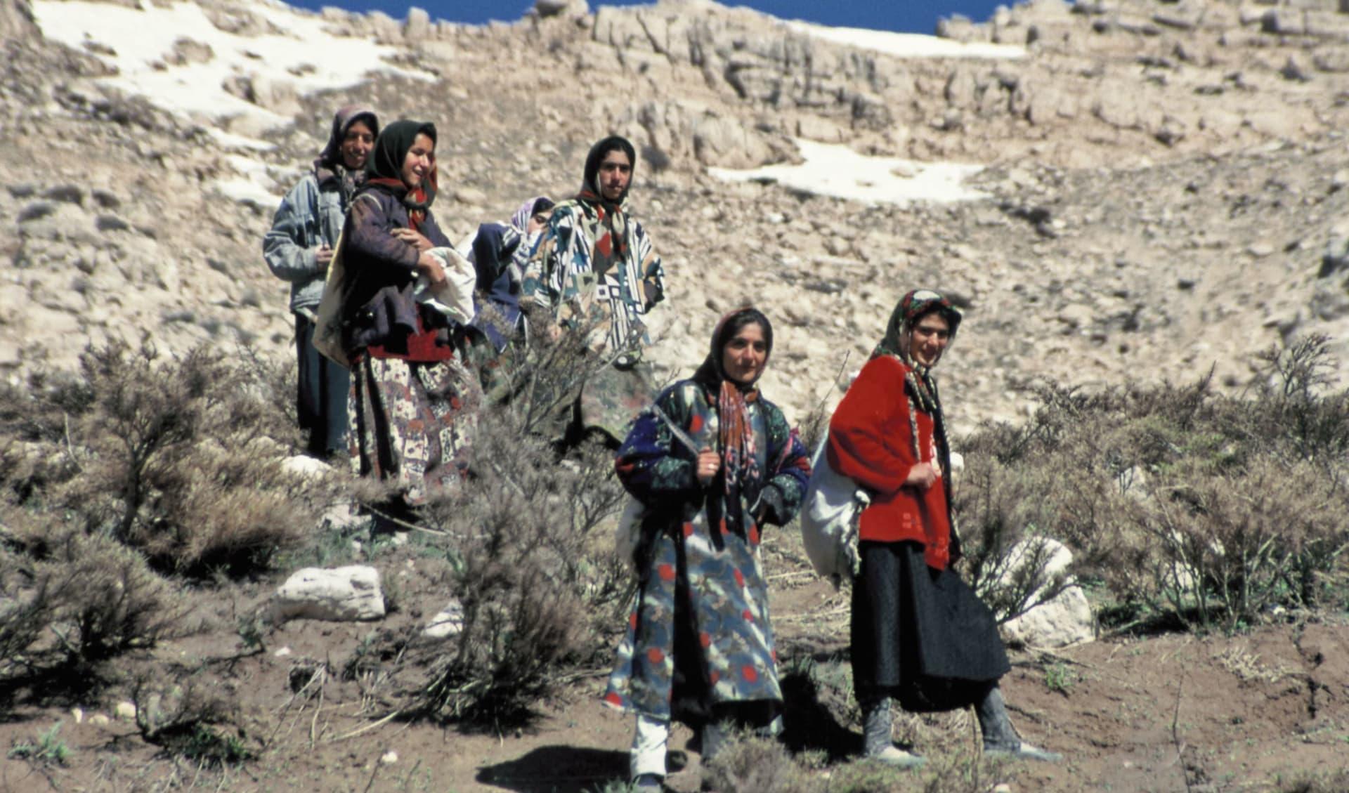 Auf den Spuren der Bakhtiari-Nomaden ab Teheran: Bakhtiari