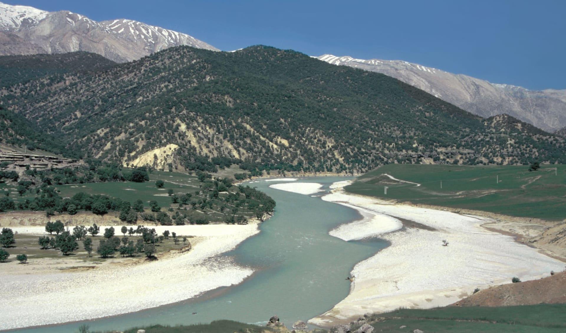 Trekking Mount Damavand ab Teheran: Bakhtiari