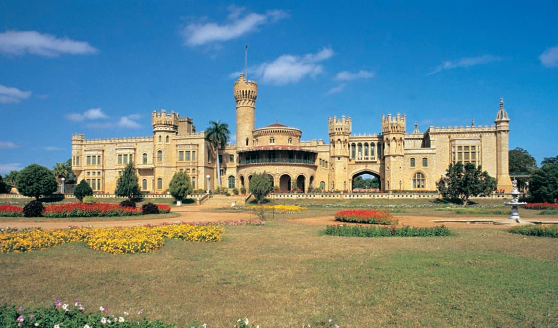 Kulturschätze Karnatakas ab Bengaluru: Bangalore: Palace
