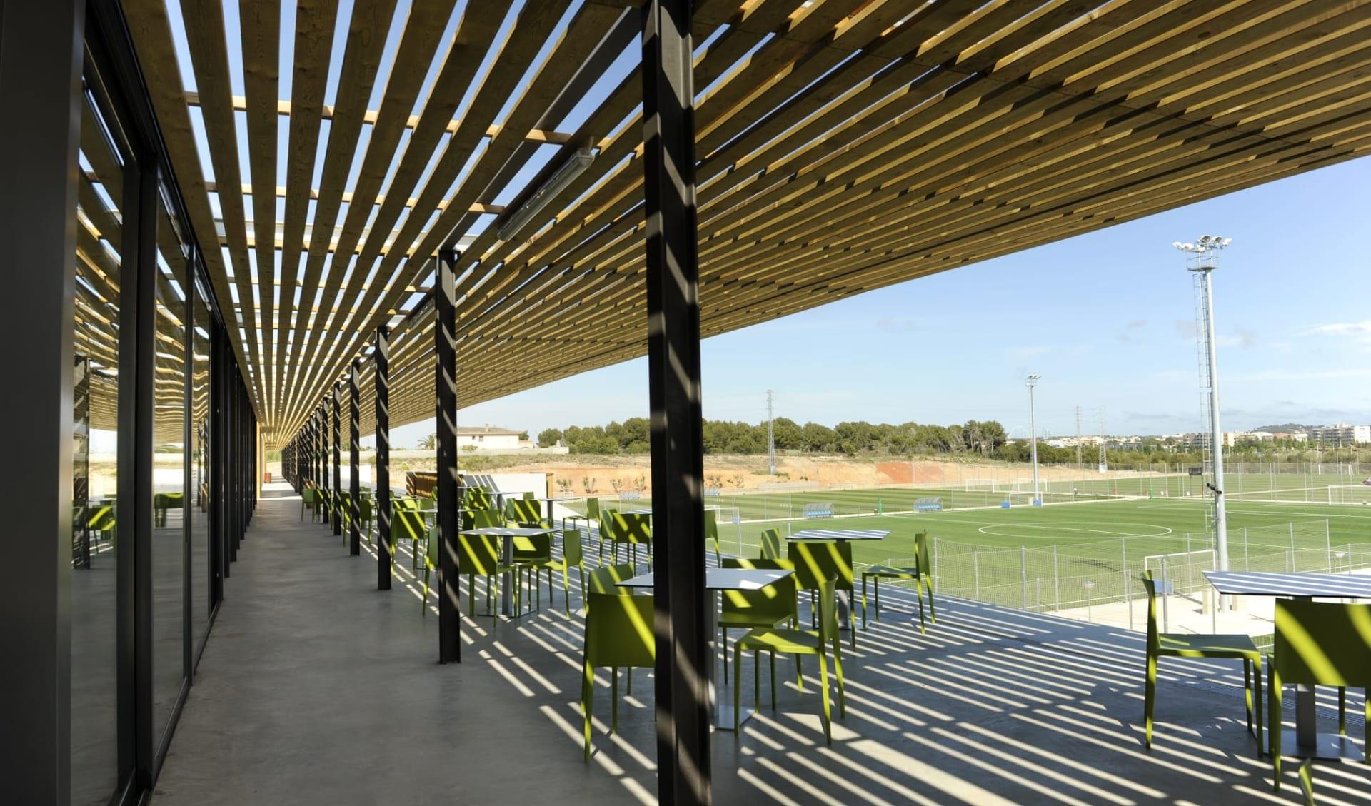 Costa Dorada - Cambrils Park Resort ab Tarragona: bar-terrace