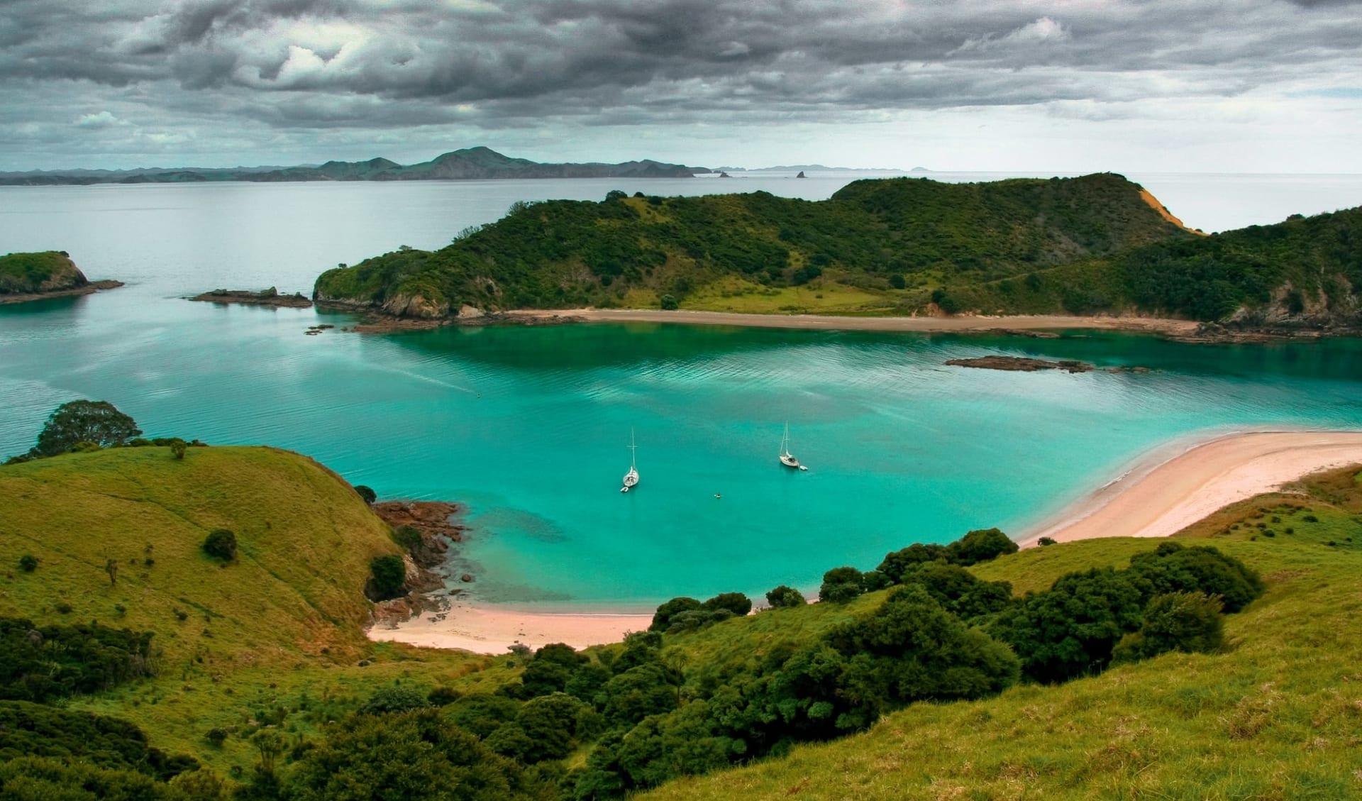 Golfsafari ab Auckland: Bay of Island - Bucht