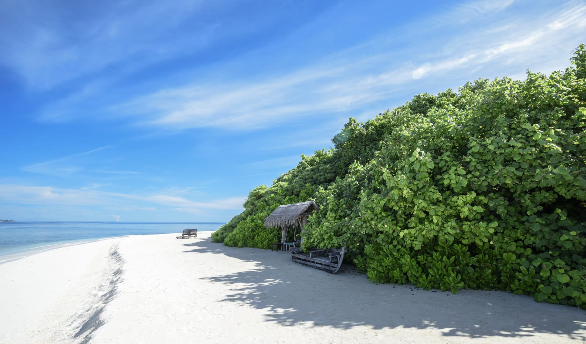 Makunudu in Nordmale-Atoll: