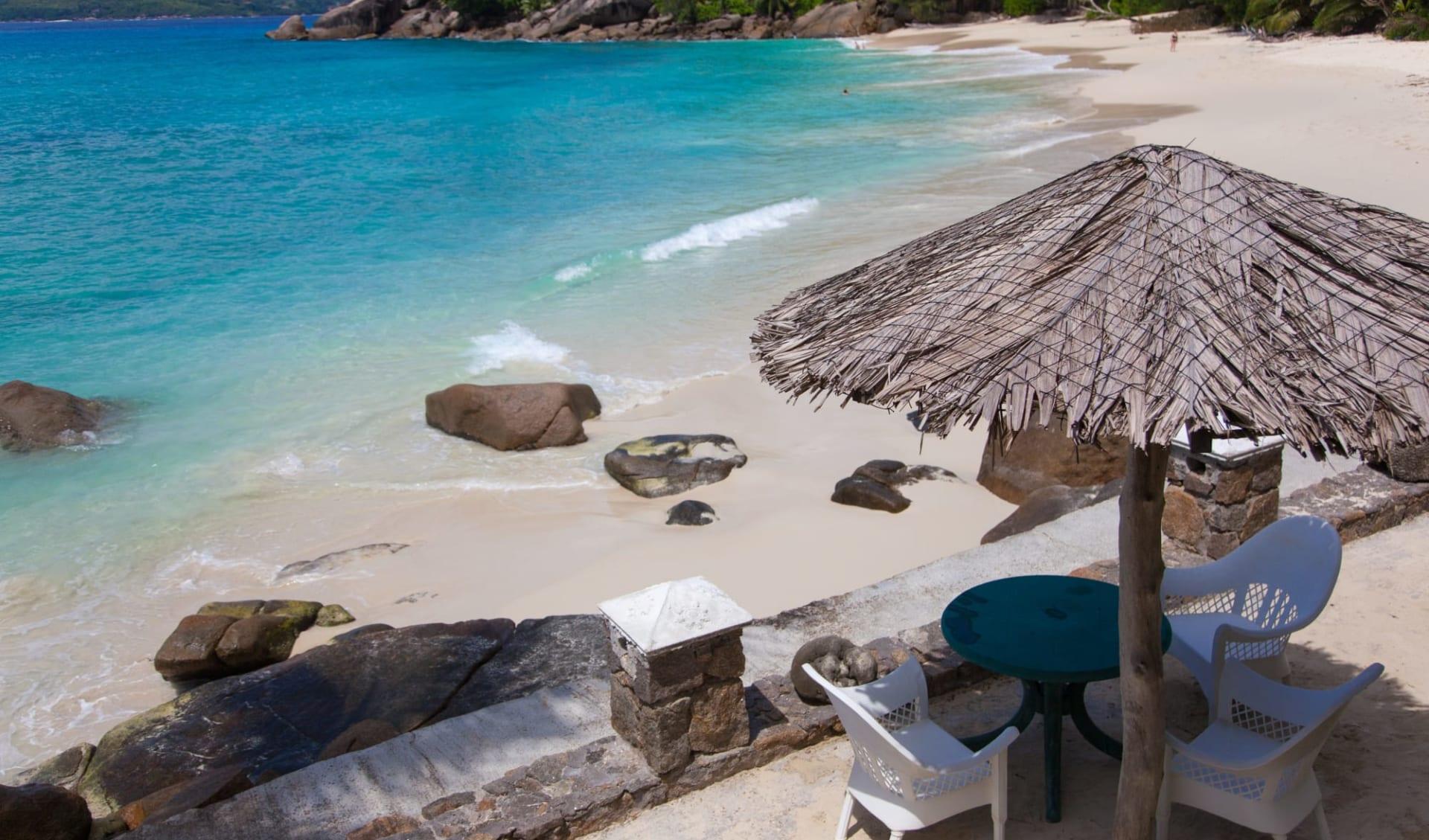 Anse Soleil Beachcomber in Mahé: