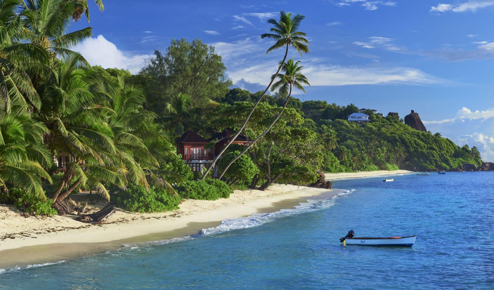 DoubleTree by Hilton Seychelles Allamanda Resort & Spa in Mahé: