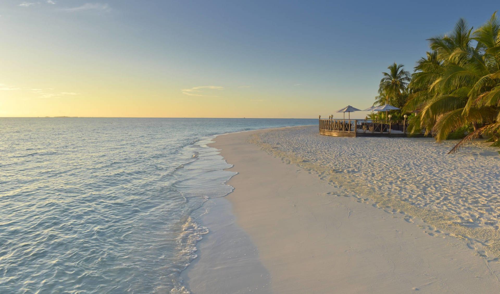 Angaga in Ari-Atoll:
