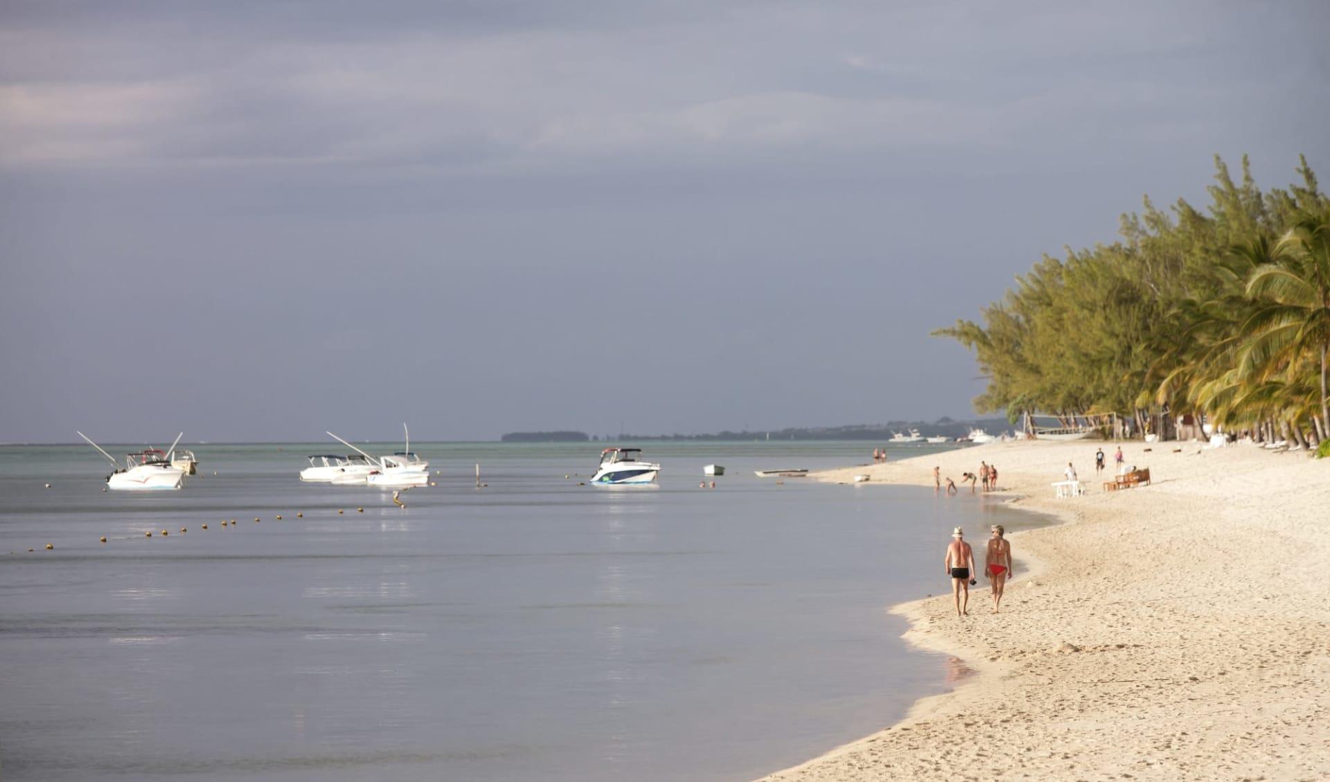 Entdeckungsreise Mauritius ab Mahébourg: Beach