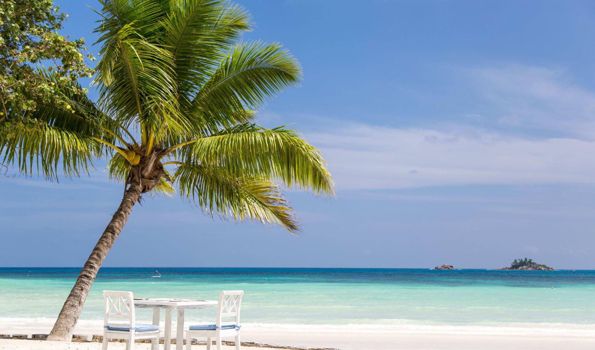 Paradise Sun in Praslin:
