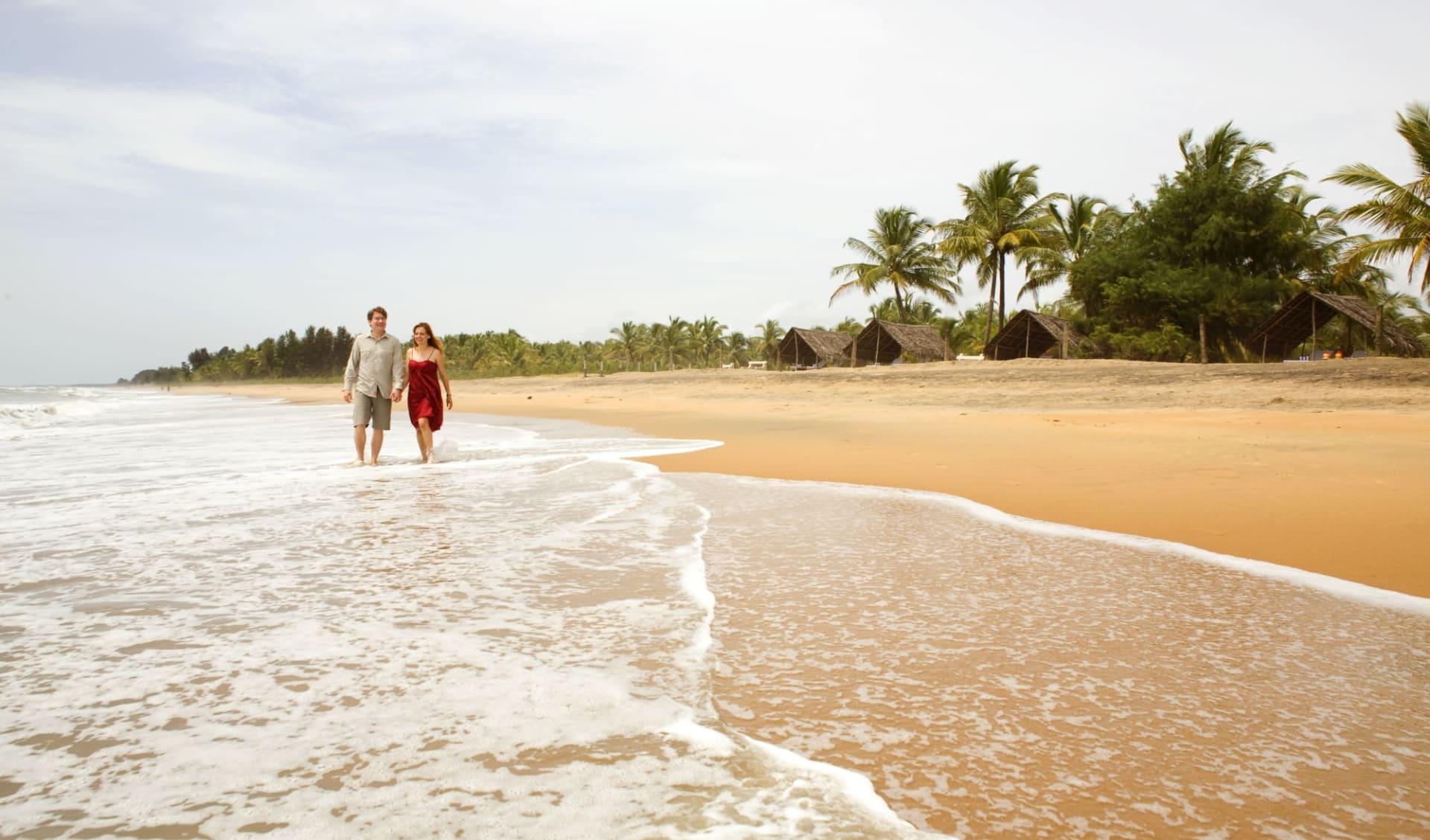Nattika Beach Ayurveda Resort in Kochi: Nattika Beach