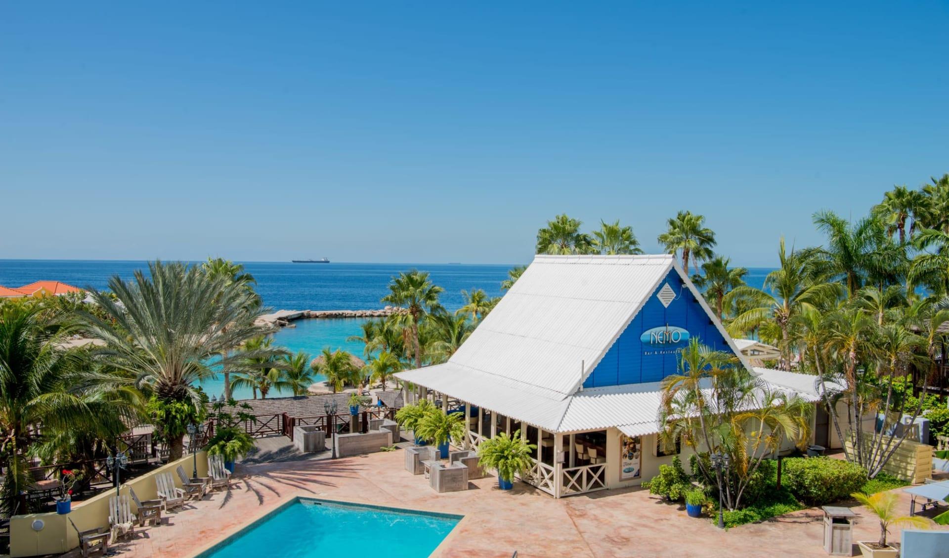 Lions Dive Beach Resort in Curaçao:  pool: Nemo Pool
