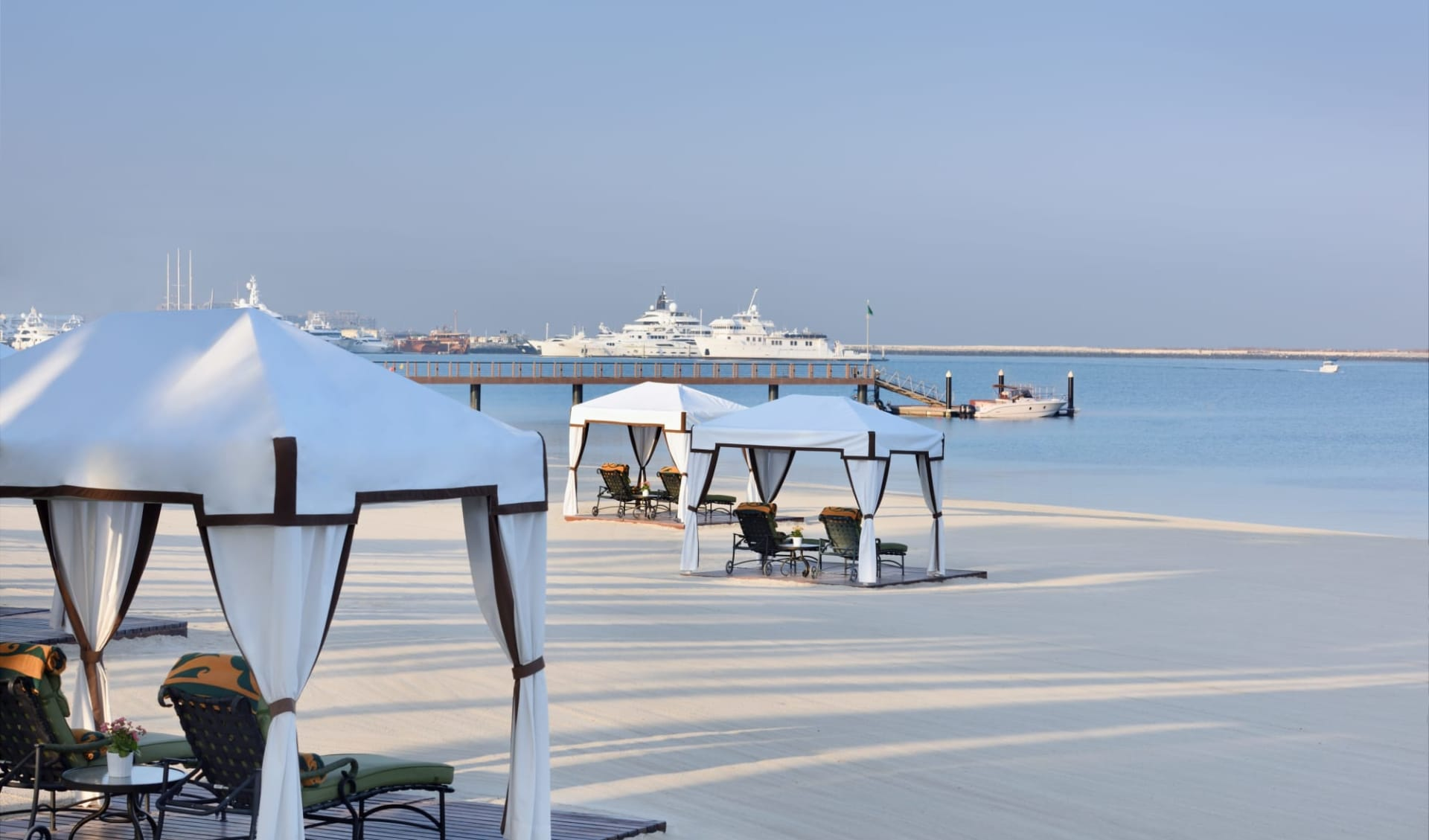 Arabian Court at One&Only Royal Mirage in Dubai: