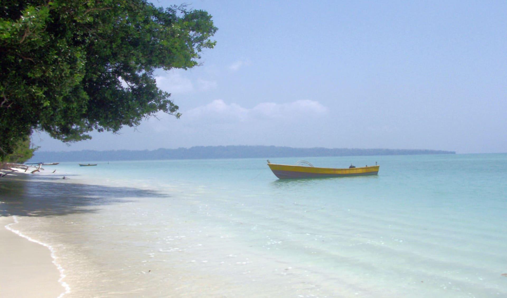 Silversand Beach Resort in Andamanen: Silversand Beach
