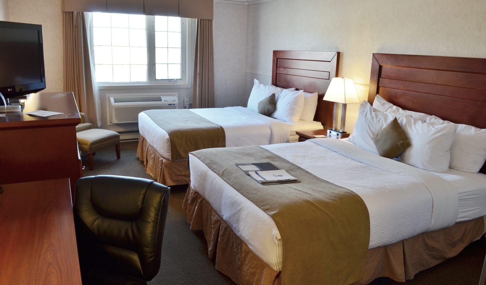 Best Western Gold Rush Inn in Whitehorse: best western goldrush inn Deluxe Two Queen