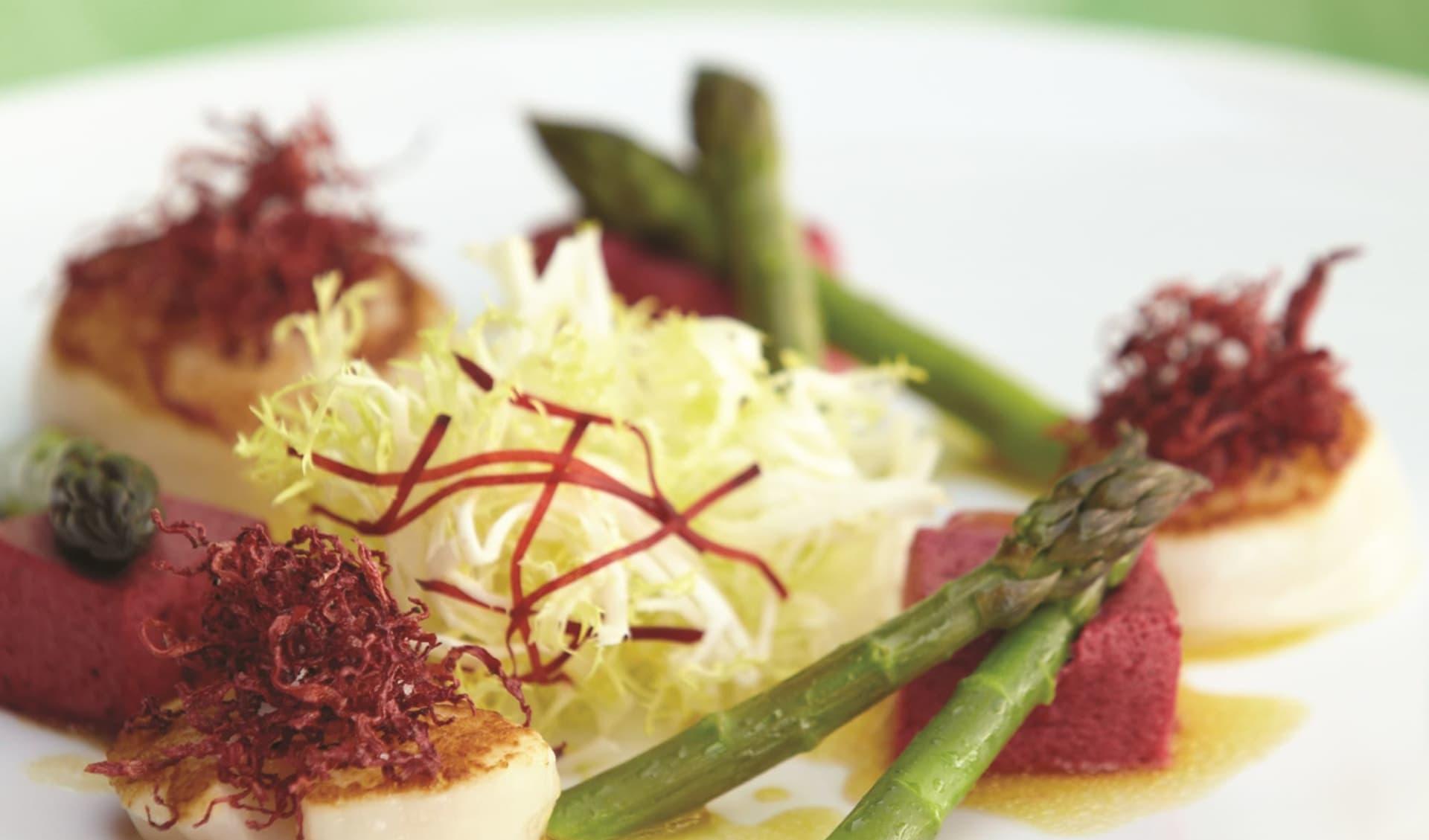 Four Seasons Resort Bora Bora: BOB Four Seasons  Gastronomy (2)