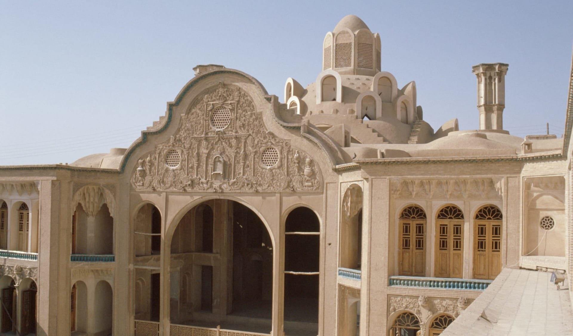 Best of Persia in 12 Tagen ab Teheran: Borujerdi's Mansion, Kashan