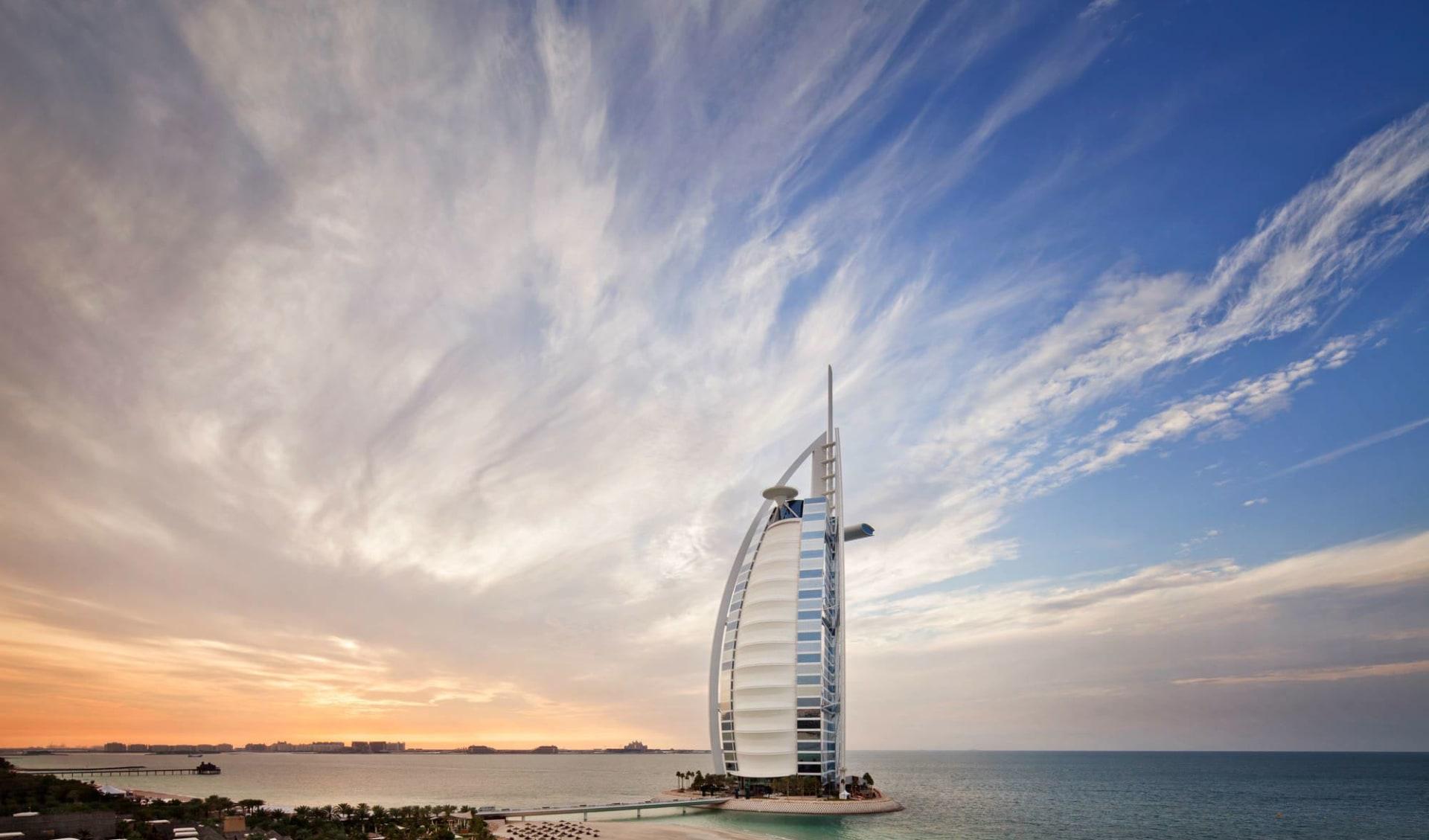 Entdecken Sie die Emirates auf eigene Faust ab Dubai: Burj Al Arab