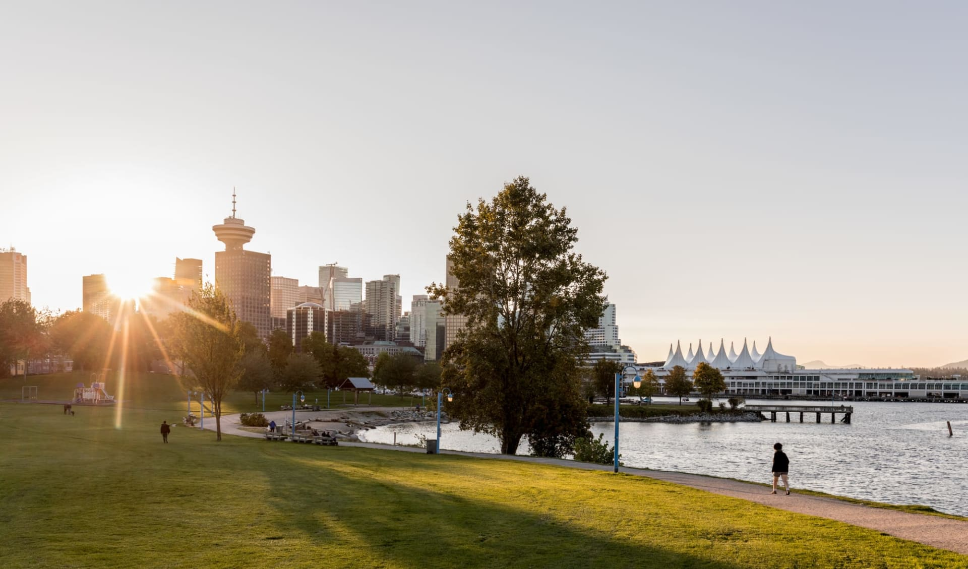 Nordwestkanada und Inside Passage ab Whitehorse: Canada - British Columbia - Vancouver - Railtown CRAB Park