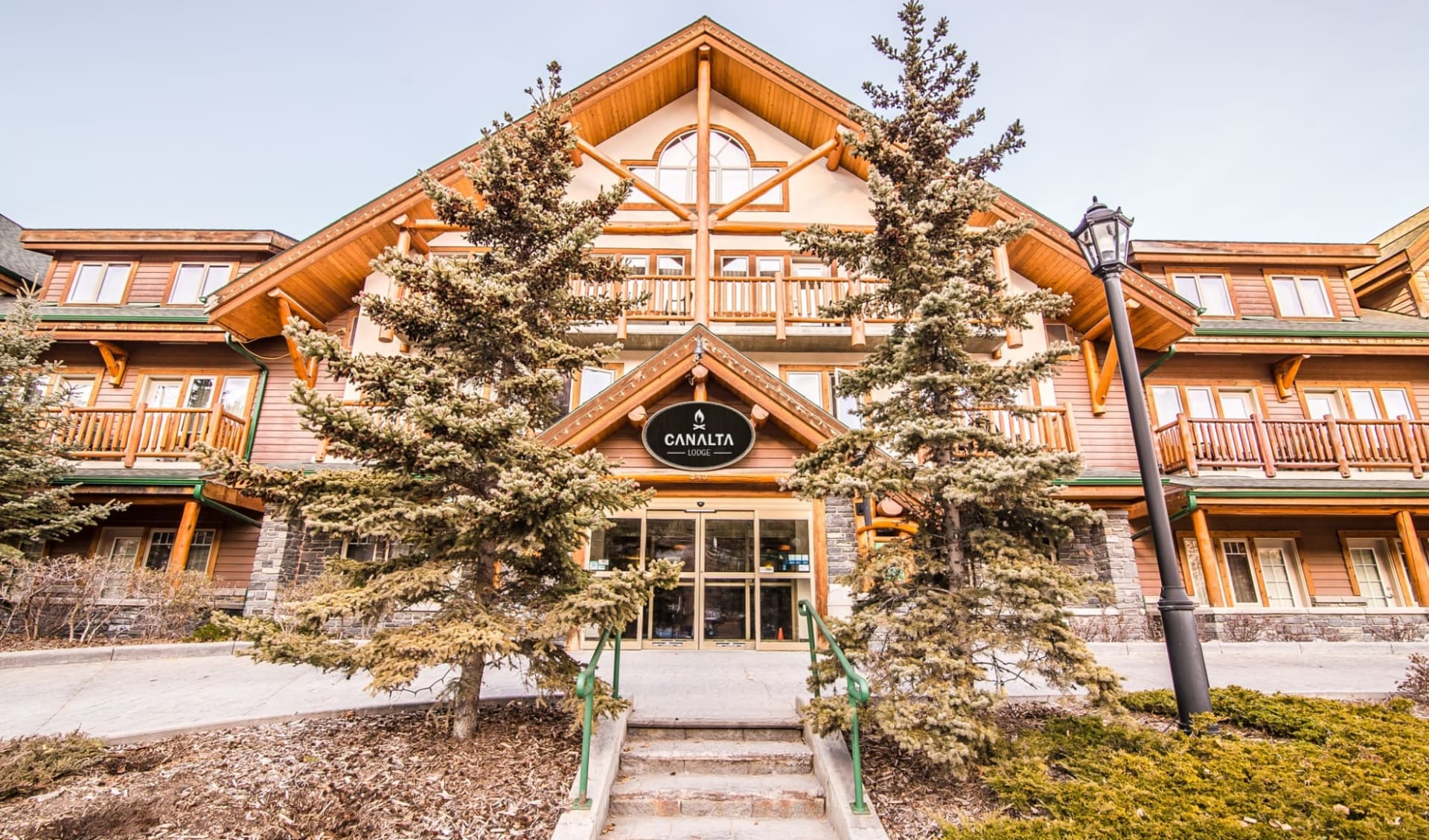Canalta Lodge in Banff: Canalta Lodge